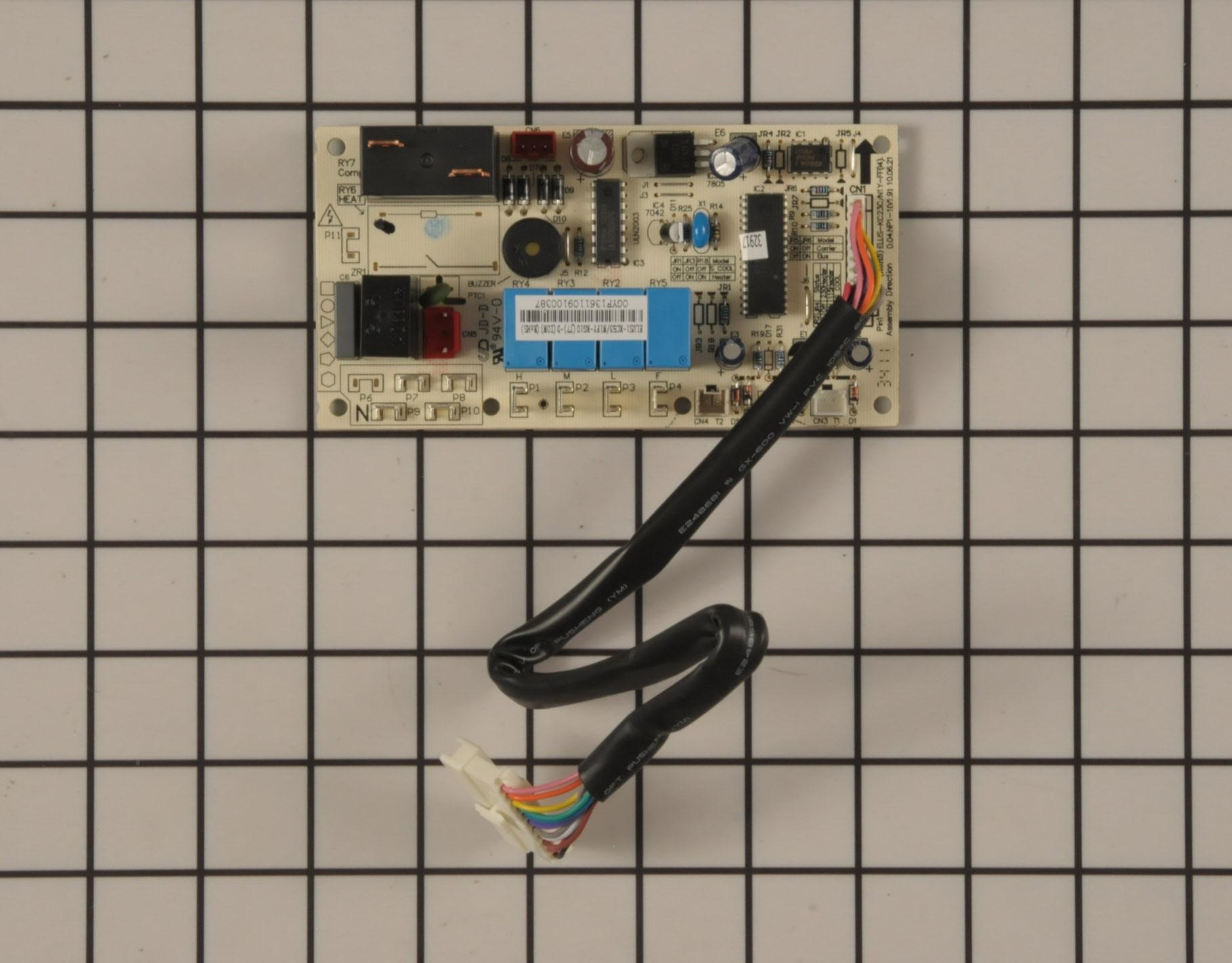 Frigidaire Air Conditioner Part # 5304476951 - Main Control Board