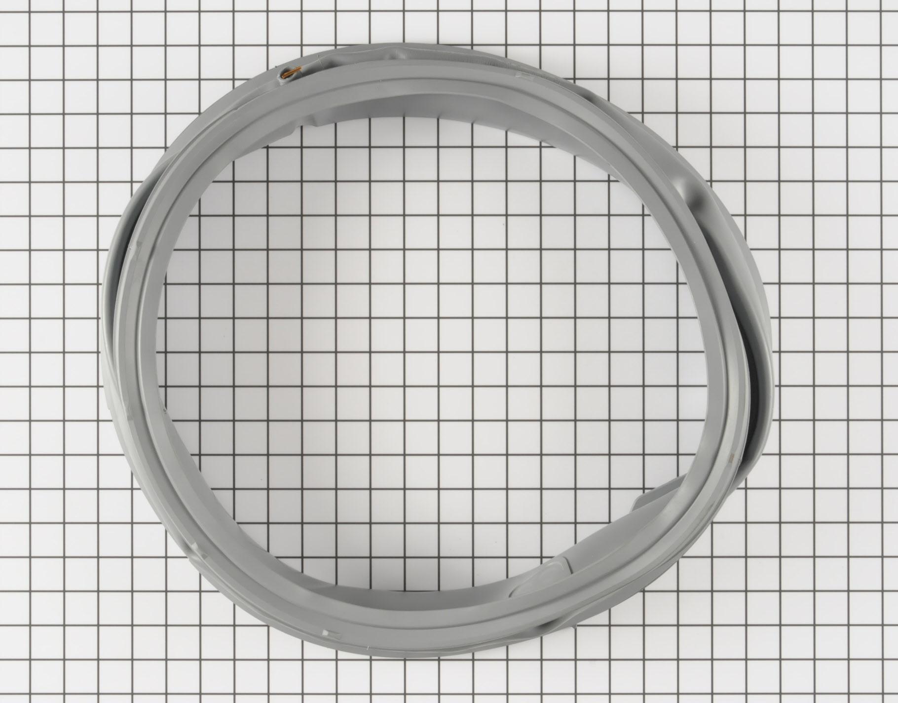 LG Washing Machine Part # 4986ER0001D - Door Boot Seal