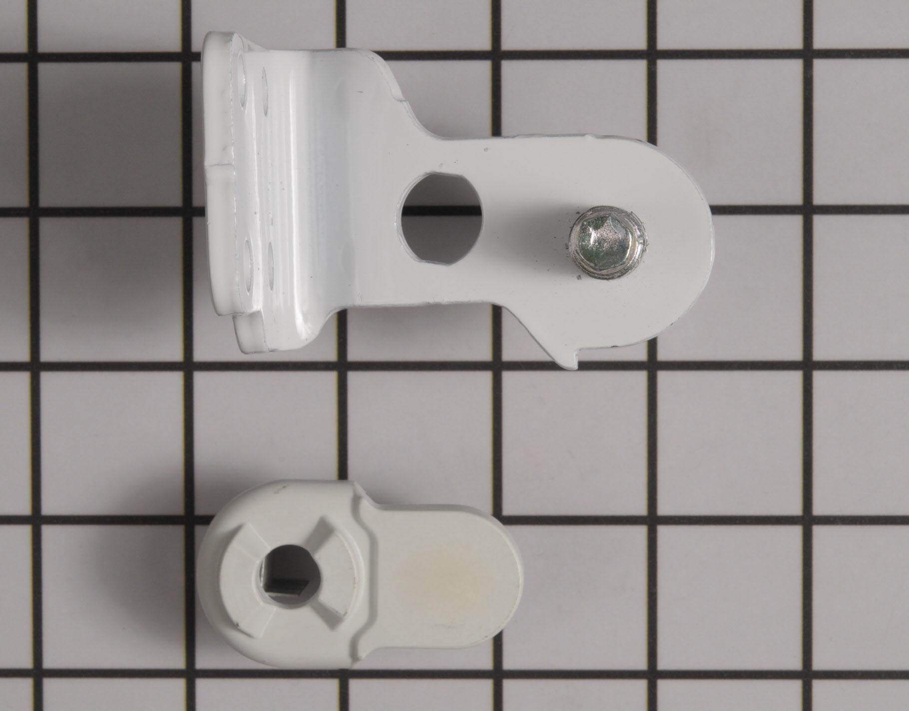 Kenmore Refrigerator Part # W10500000 - Door Hinge