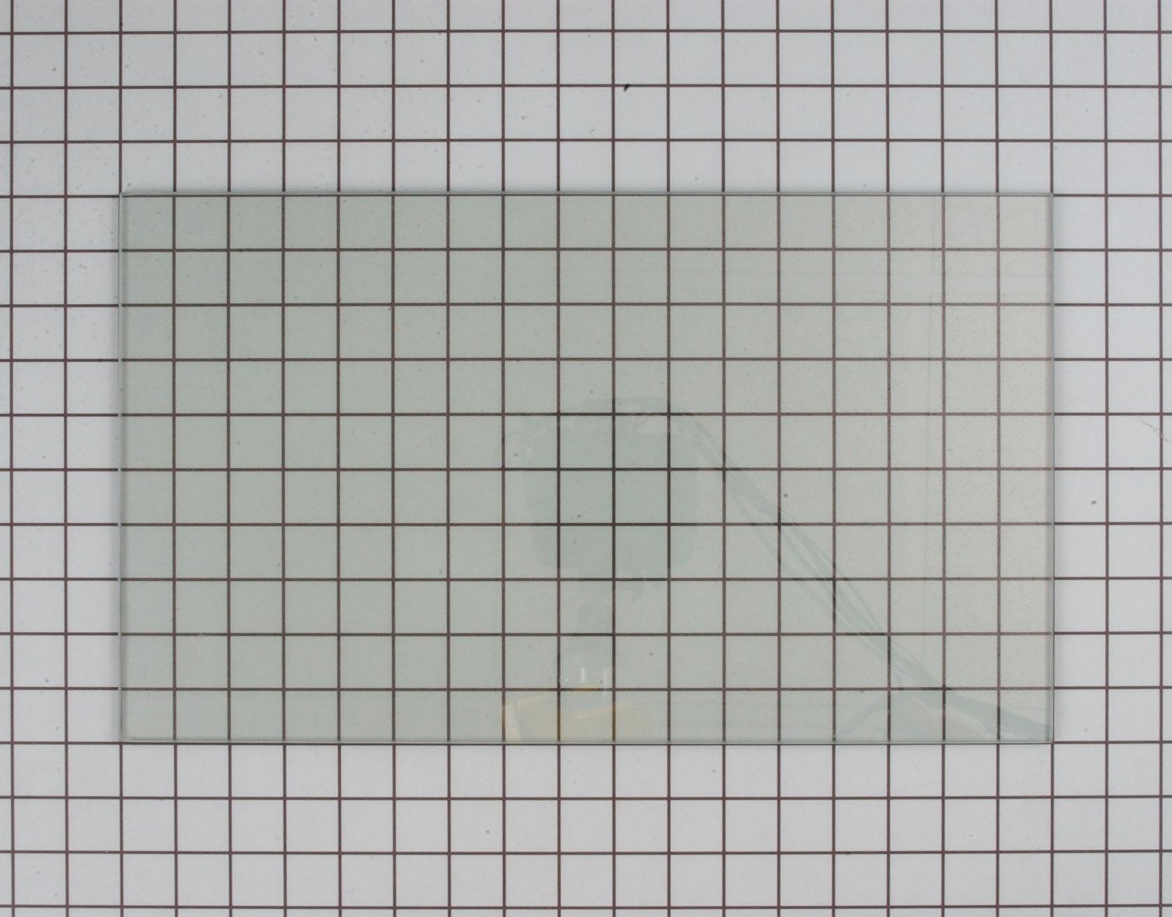 Whirlpool Range/Stove/Oven Part # WP4449253 - Glass Window