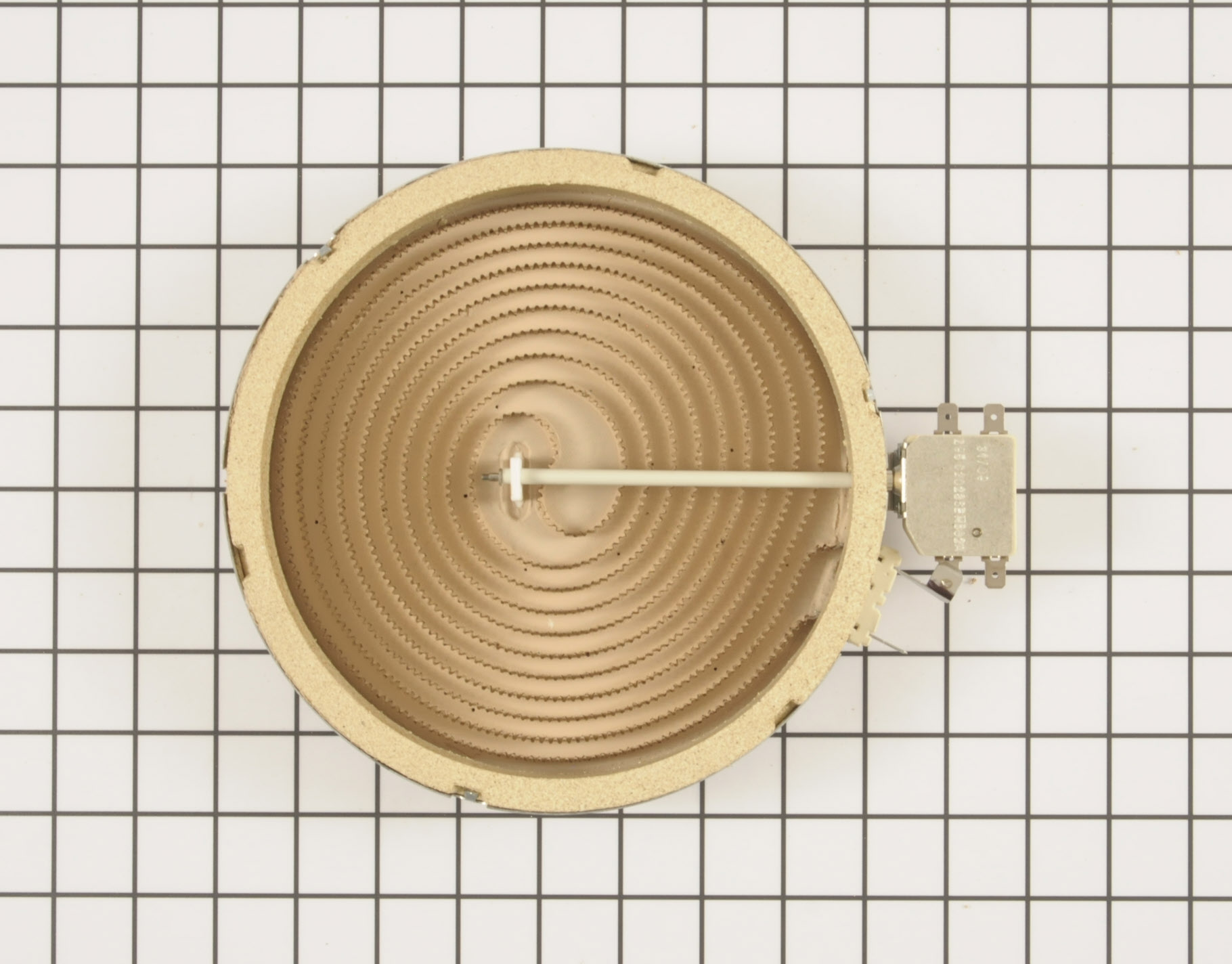 Whirlpool Range/Stove/Oven Part # W10823693 - Radiant Surface Element