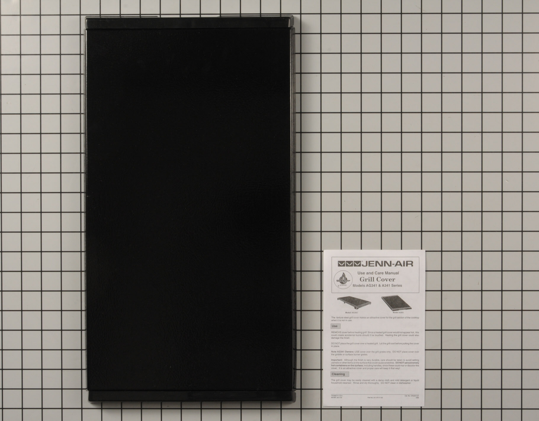 Kenmore Range/Stove/Oven Part # A341 - Grill Cover