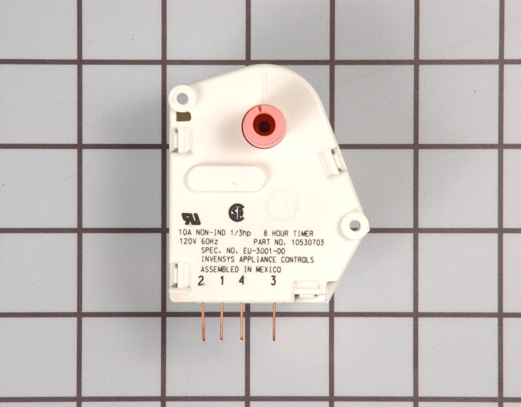 Caloric Refrigerator Part # R0131577 - Defrost Timer