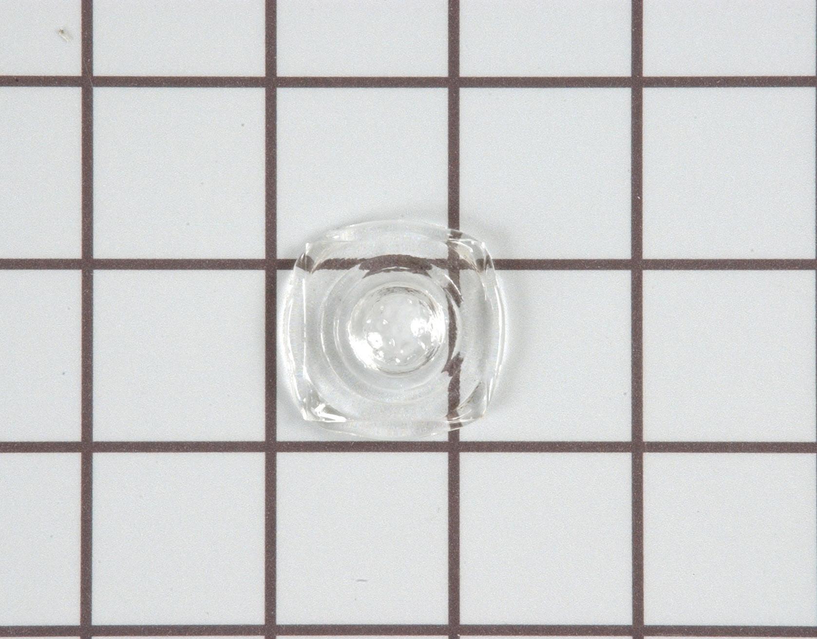 KitchenAid Microwave Part # W11193483 - Light Lens