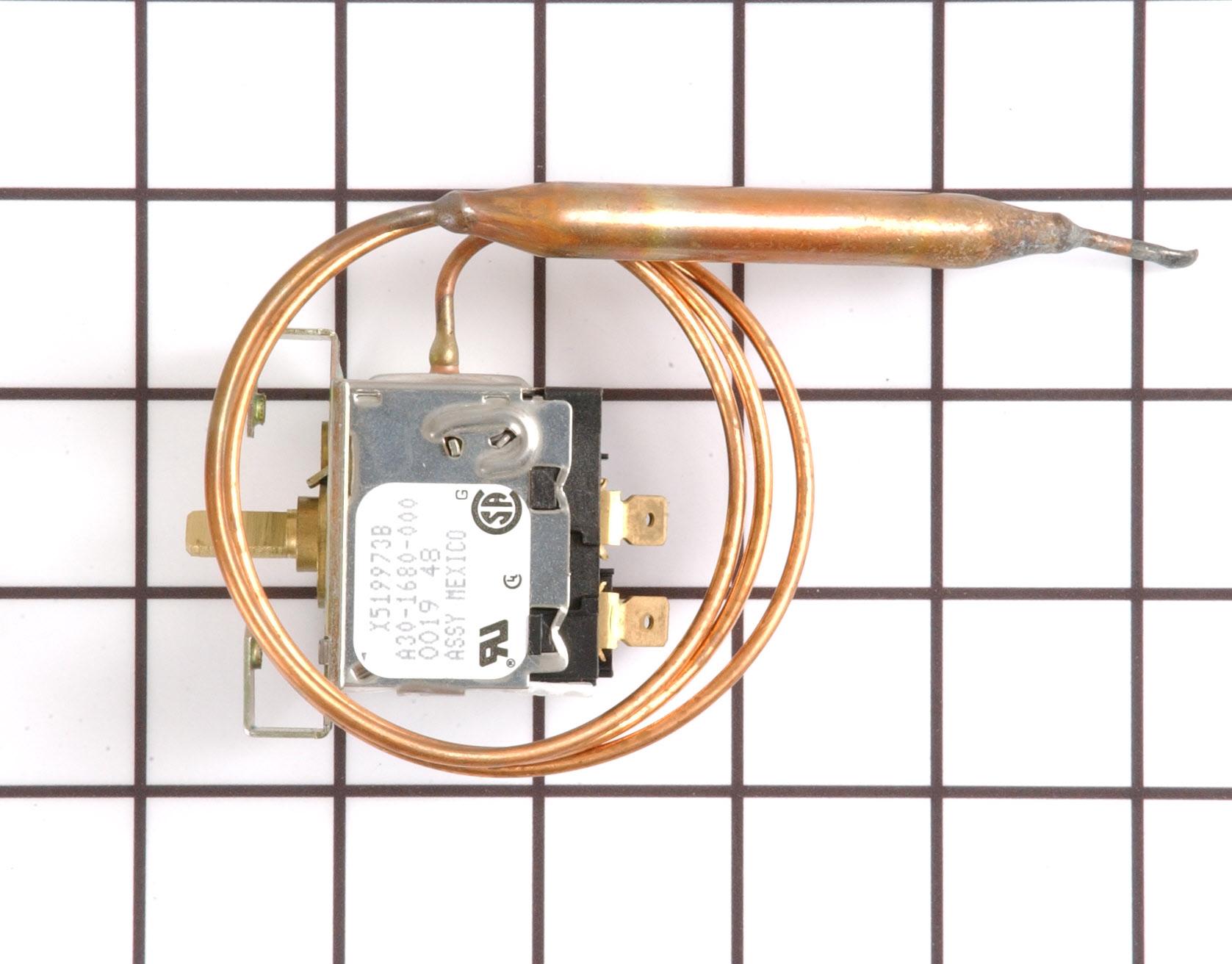 Kenmore Air Conditioner Part # 5300519973 - Temperature Control Thermostat