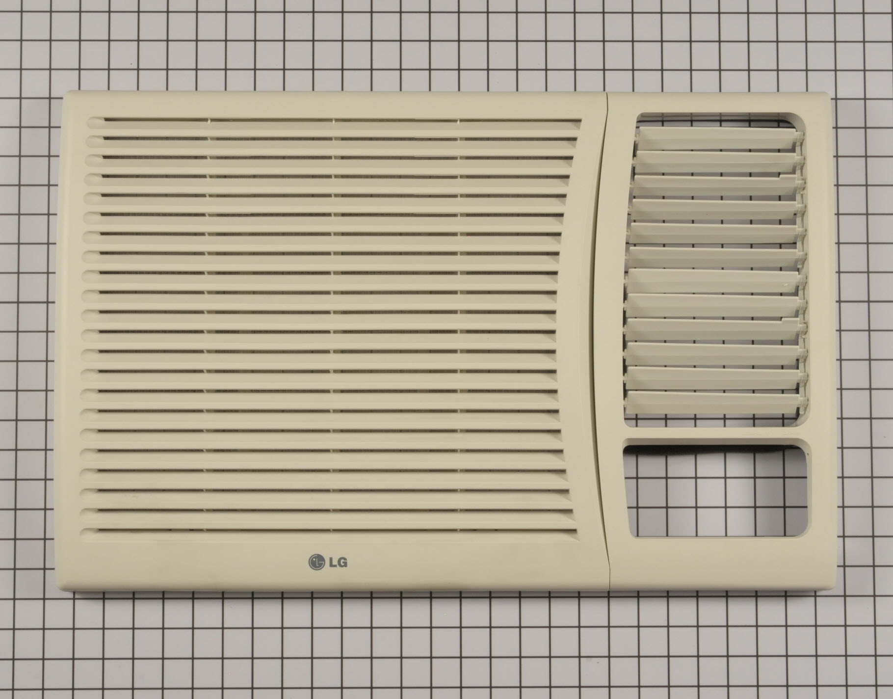 Kenmore Air Conditioner Part # 3531A11002R - Grille