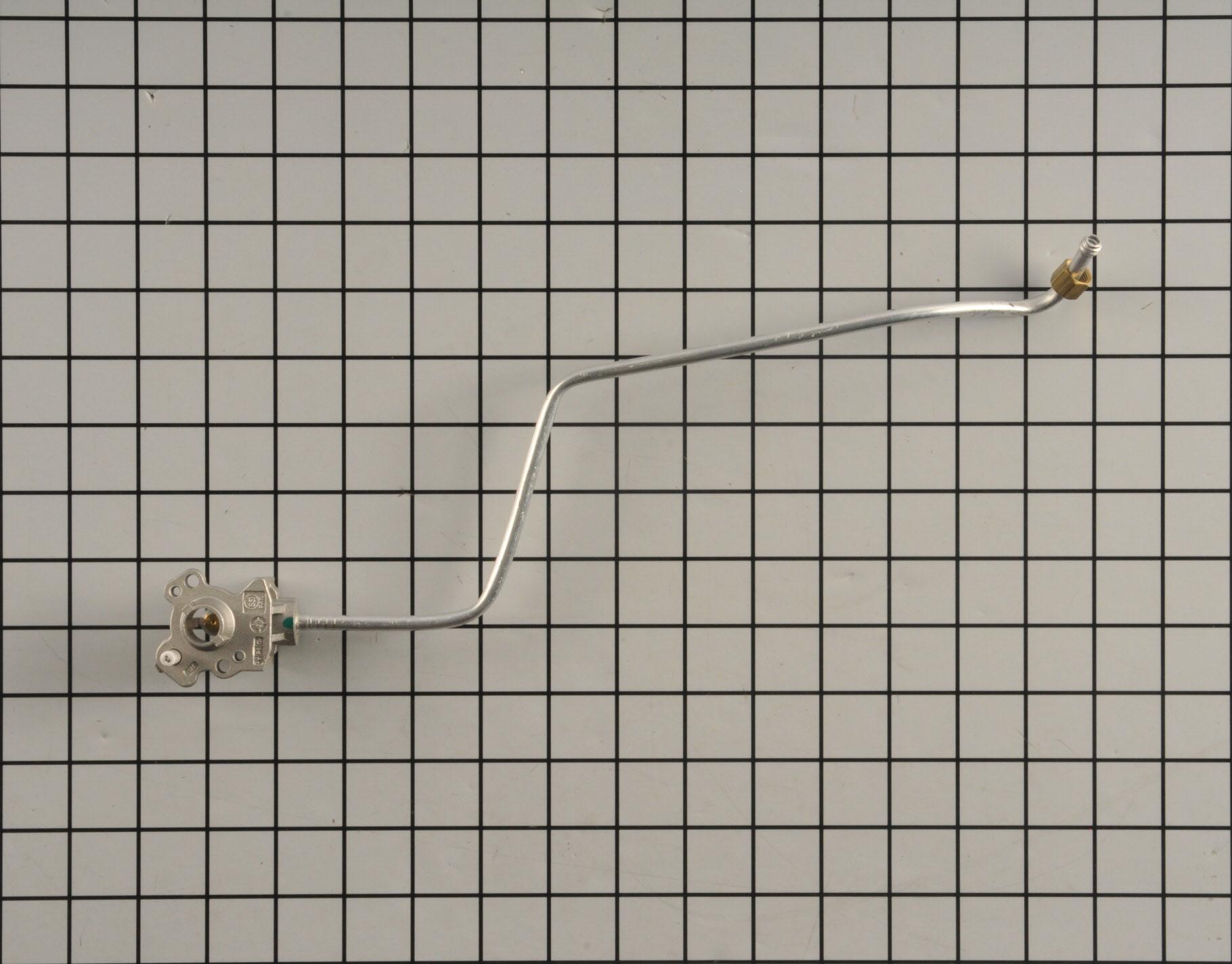 KitchenAid Range/Stove/Oven Part # W10643269 - Surface Burner Orifice Holder