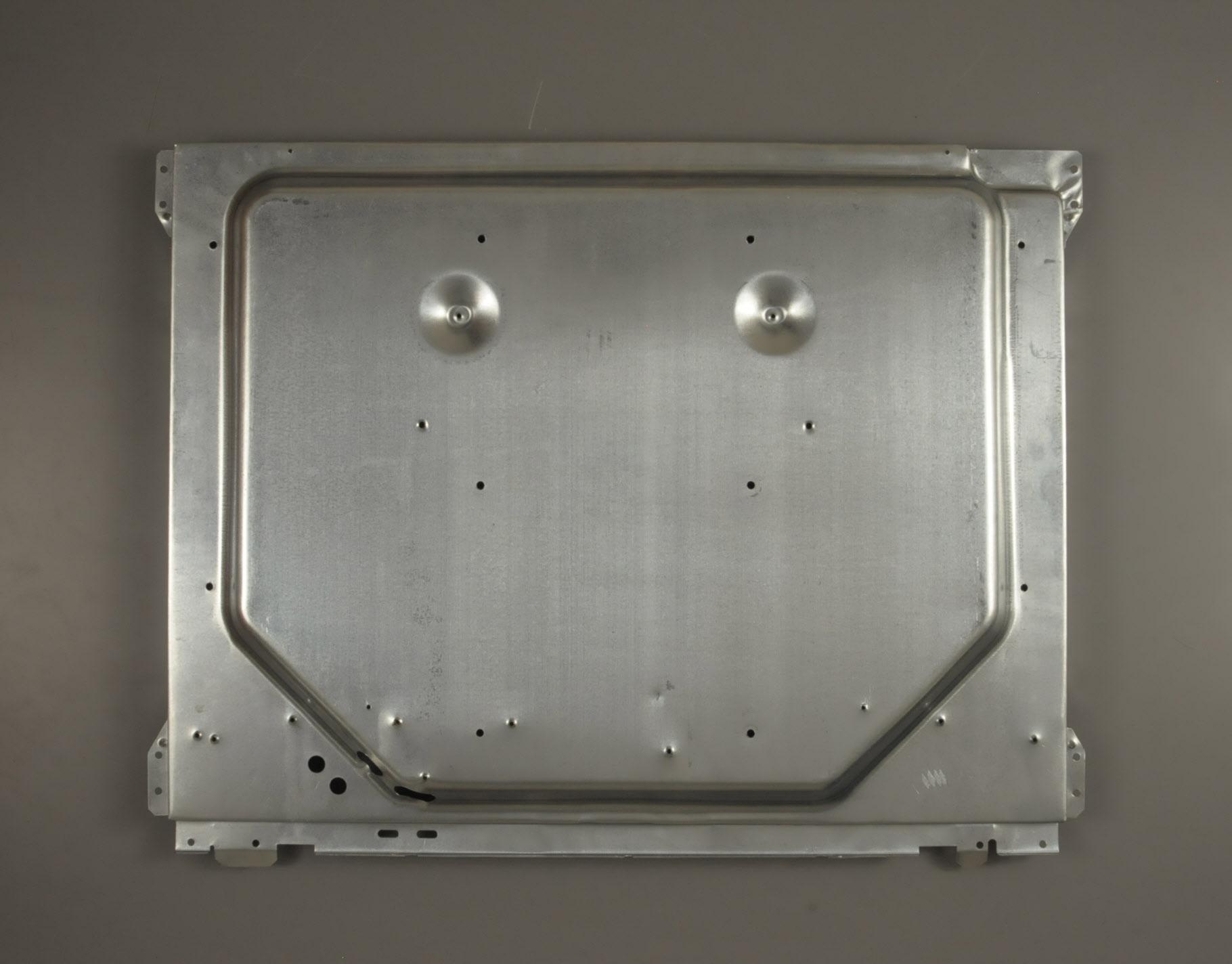 Samsung Range/Stove/Oven Part # 3804F231-51 - Base Panel