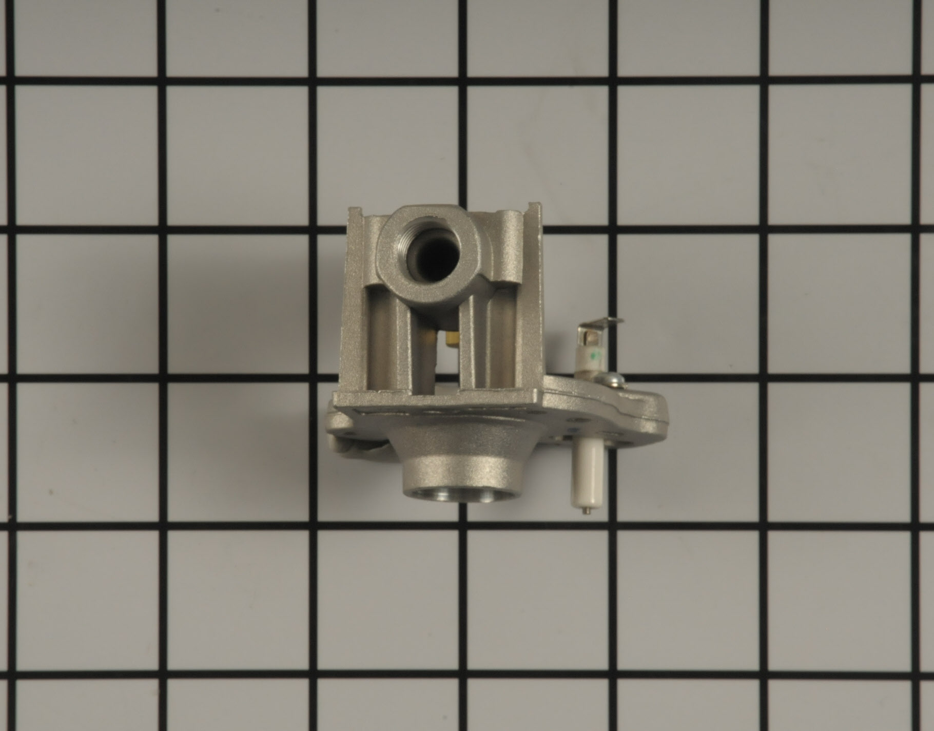 Maytag Range/Stove/Oven Part # WPW10319347 - Surface Burner Orifice Holder
