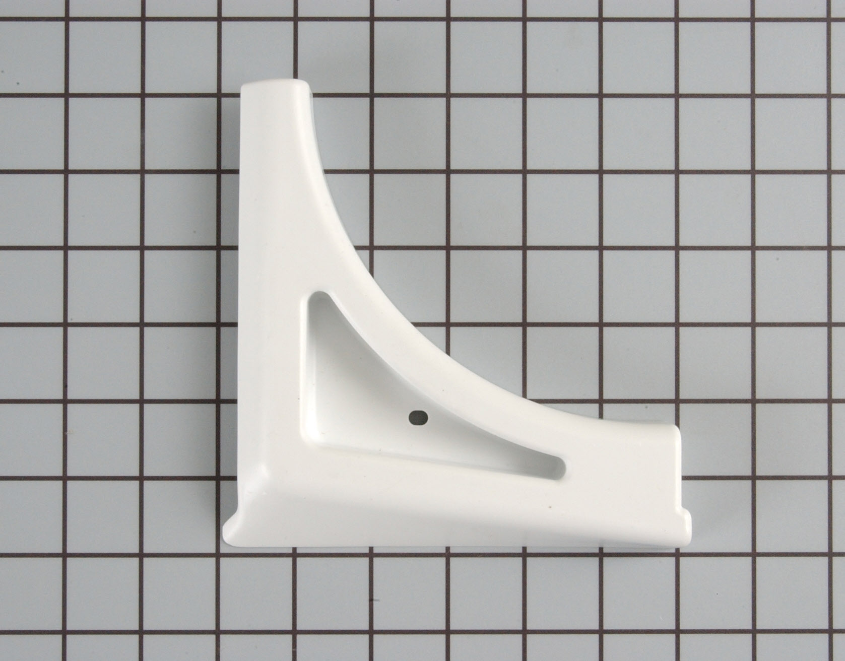 Amana Refrigerator Part # WP67001722 - Drawer Support