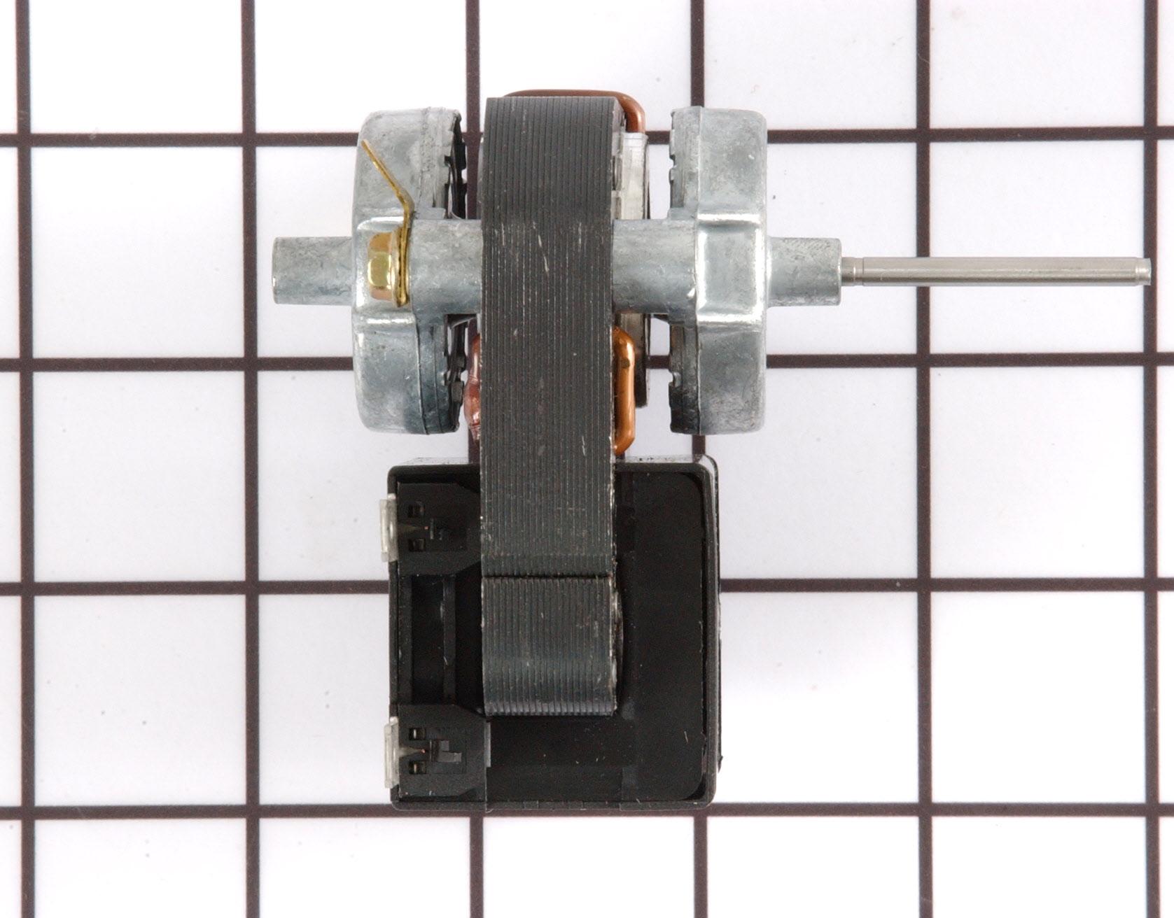 Kenmore Refrigerator Part # WP10513803 - Evaporator Fan Motor