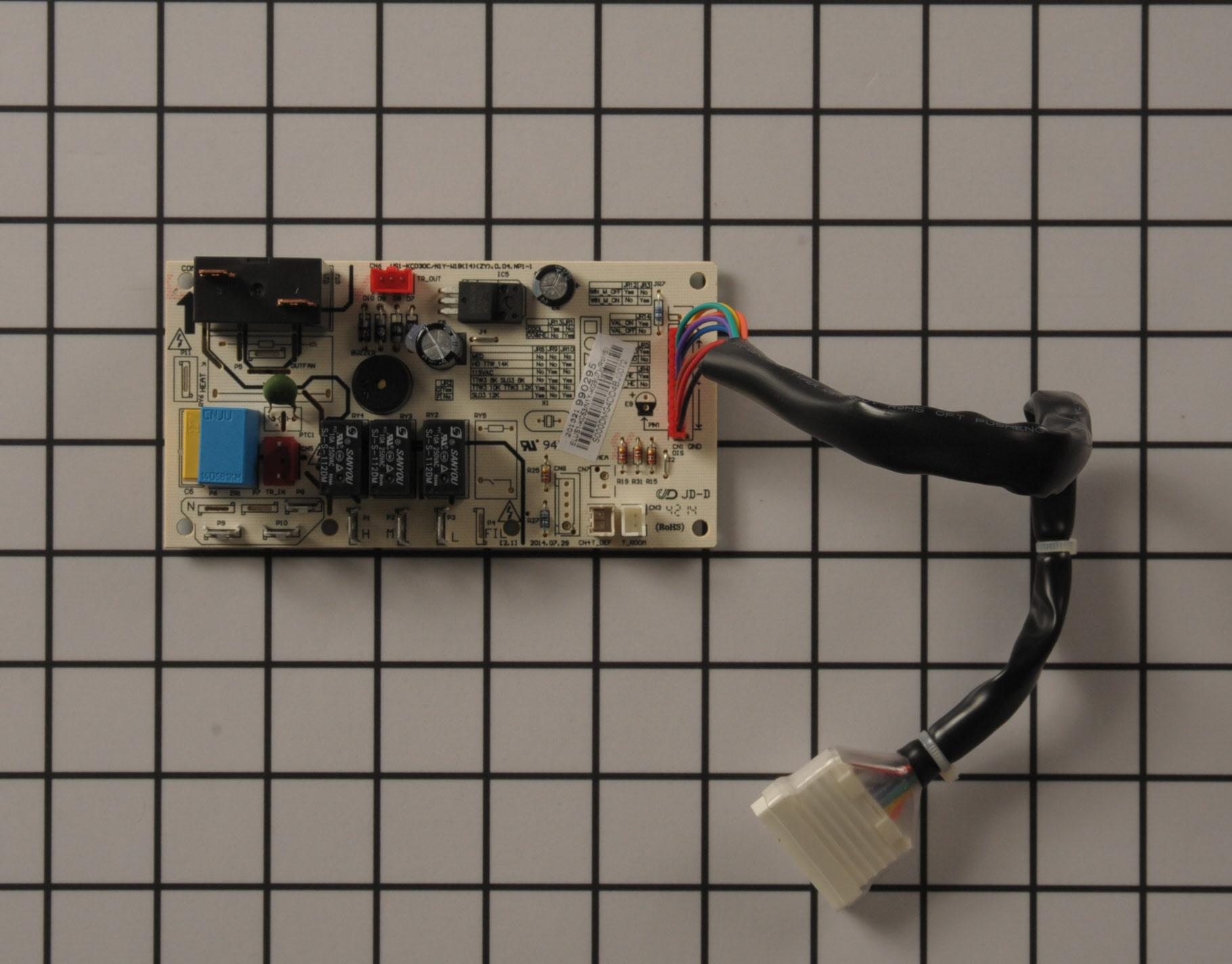 Frigidaire Air Conditioner Part # 5304495030 - Power Supply Board
