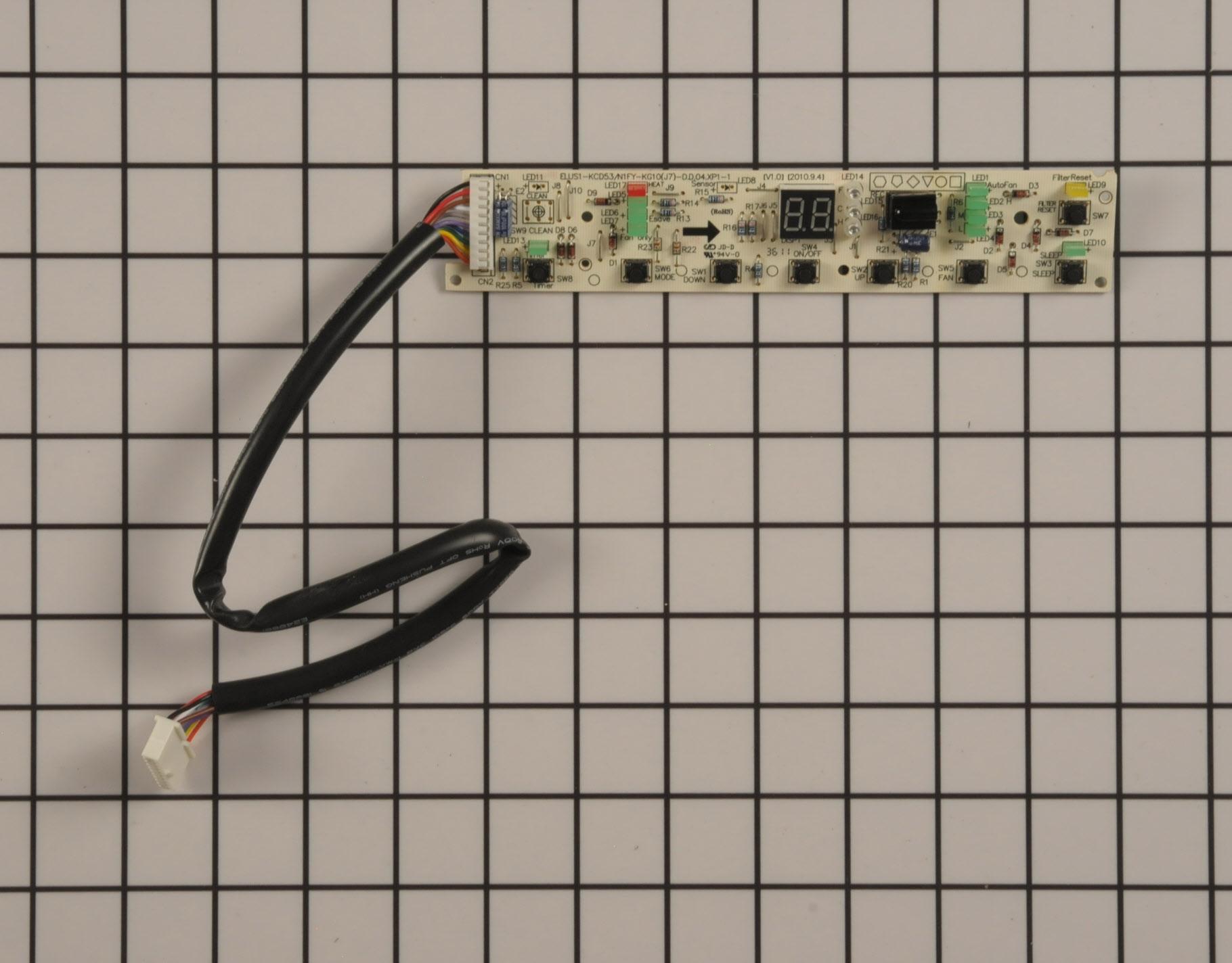 Frigidaire Air Conditioner Part # 5304482936 - Control Board
