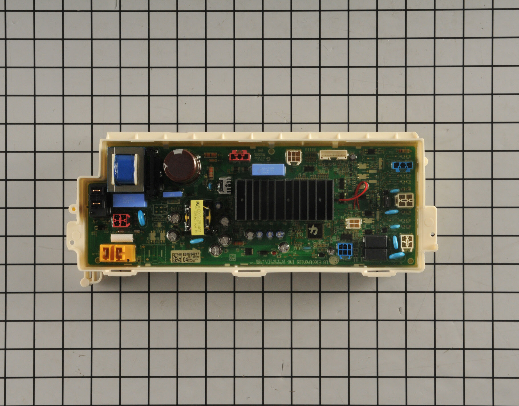 LG Washing Machine Part # EBR74798619 - Main Control Board
