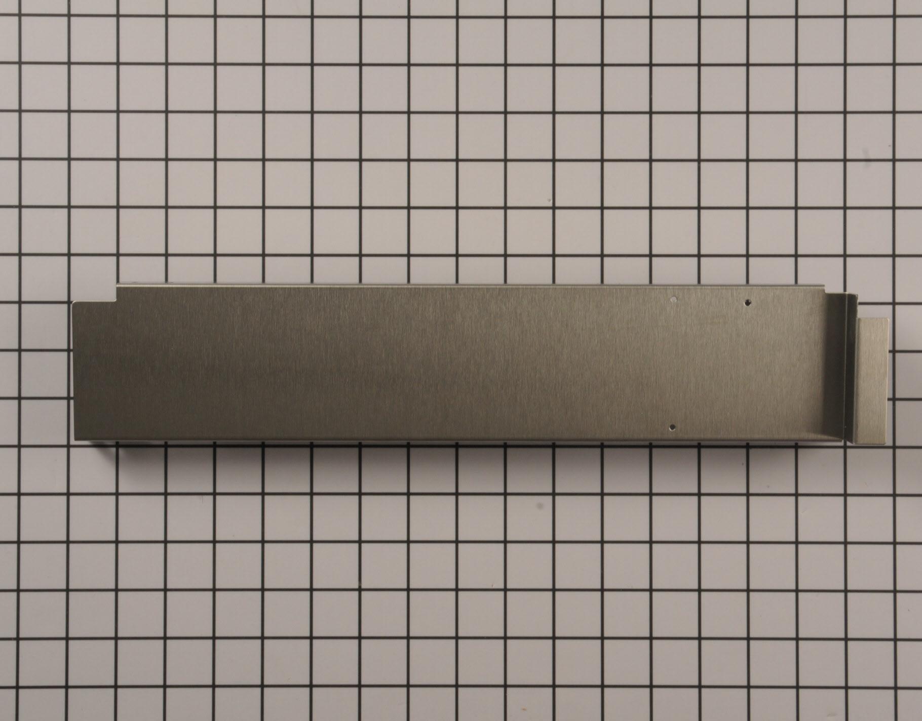 Whirlpool Microwave Part # W10510106 - Trim Piece