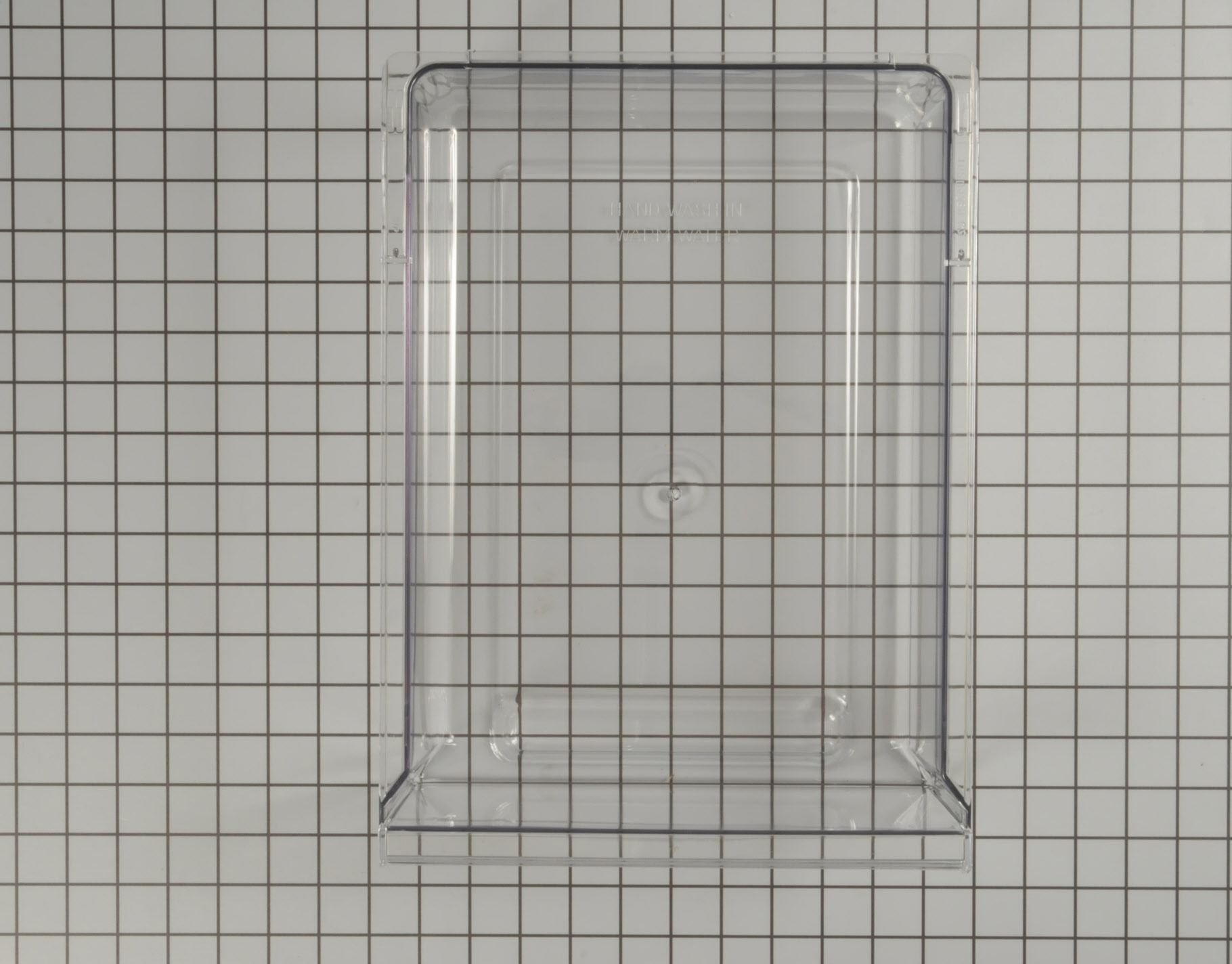 GE Refrigerator Part # WR32X1448 - Meat Pan