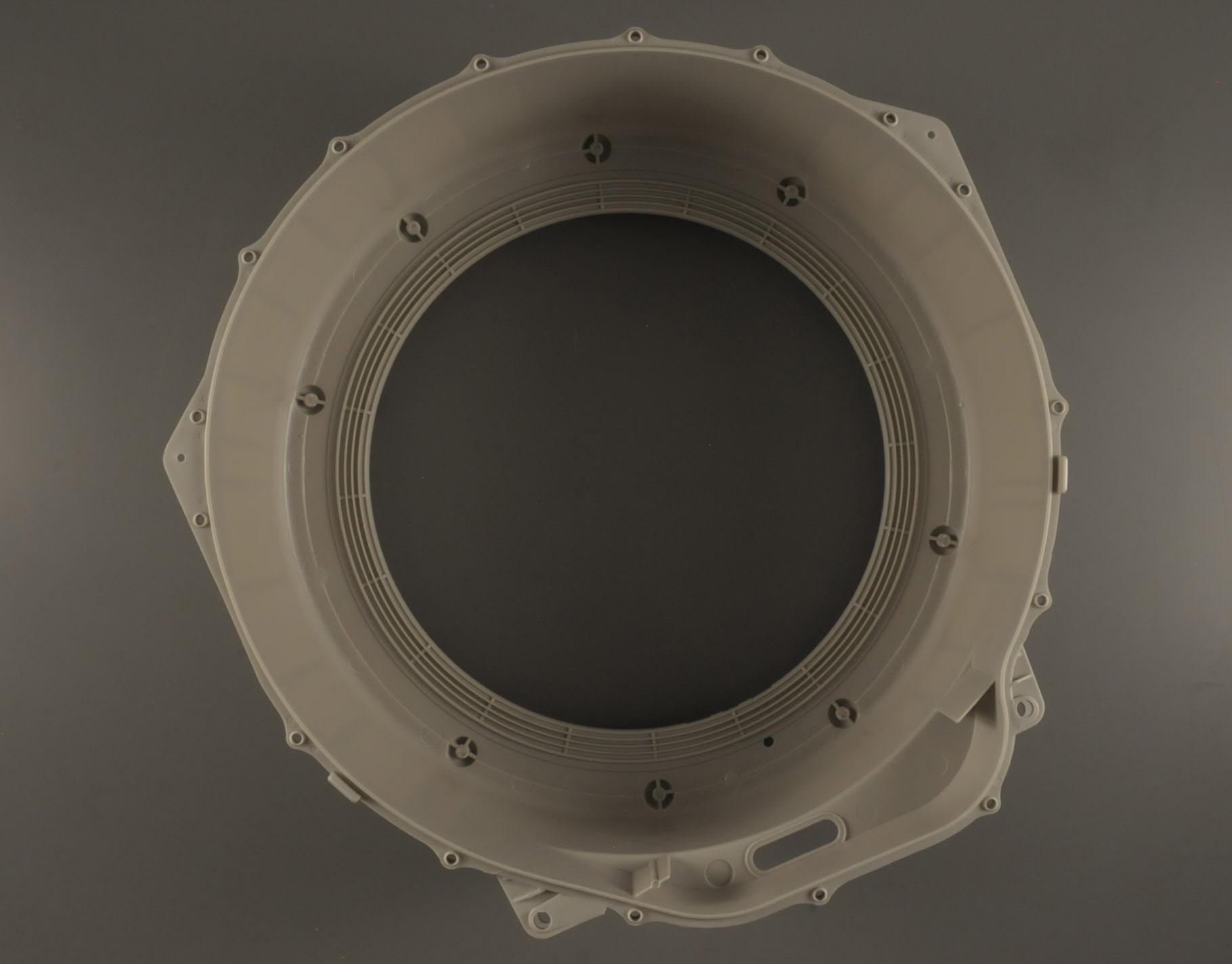 LG Washing Machine Part # 3550ER0004H - Front Drum Assembly