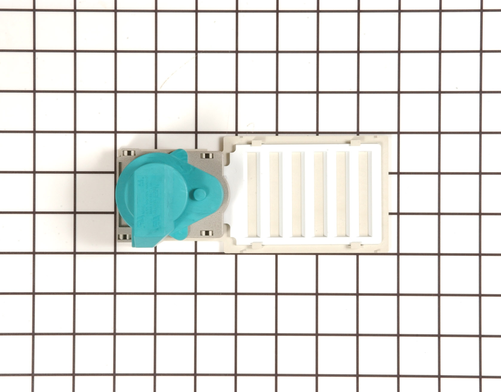 Kenmore Refrigerator Part # WP2315515 - Damper Control Assembly