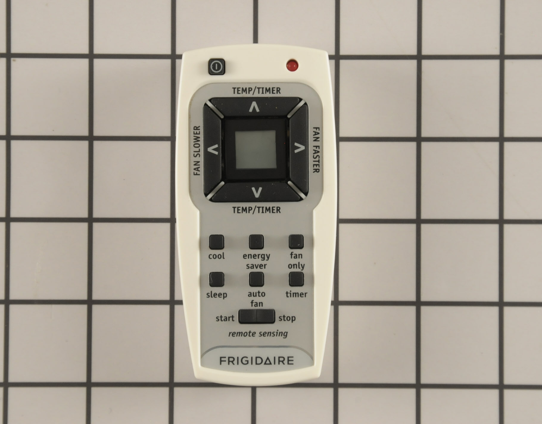 Frigidaire Air Conditioner Part # 5304476851 - Remote Control