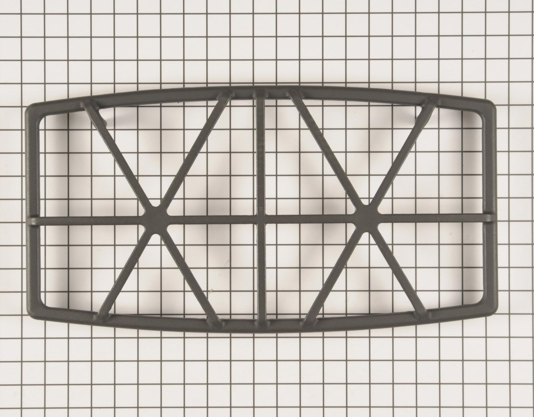 KitchenAid Range/Stove/Oven Part # WP9759505 - Burner Grate