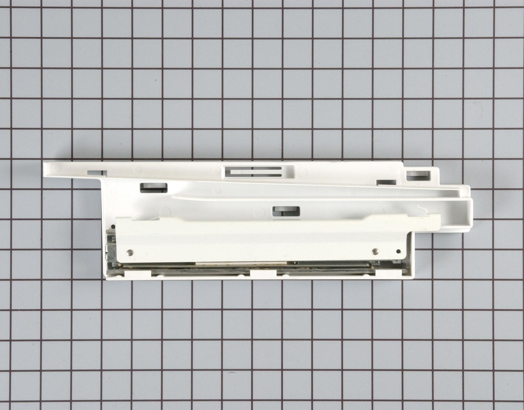 KitchenAid Refrigerator Part # WP2301570 - Drawer Slide Rail