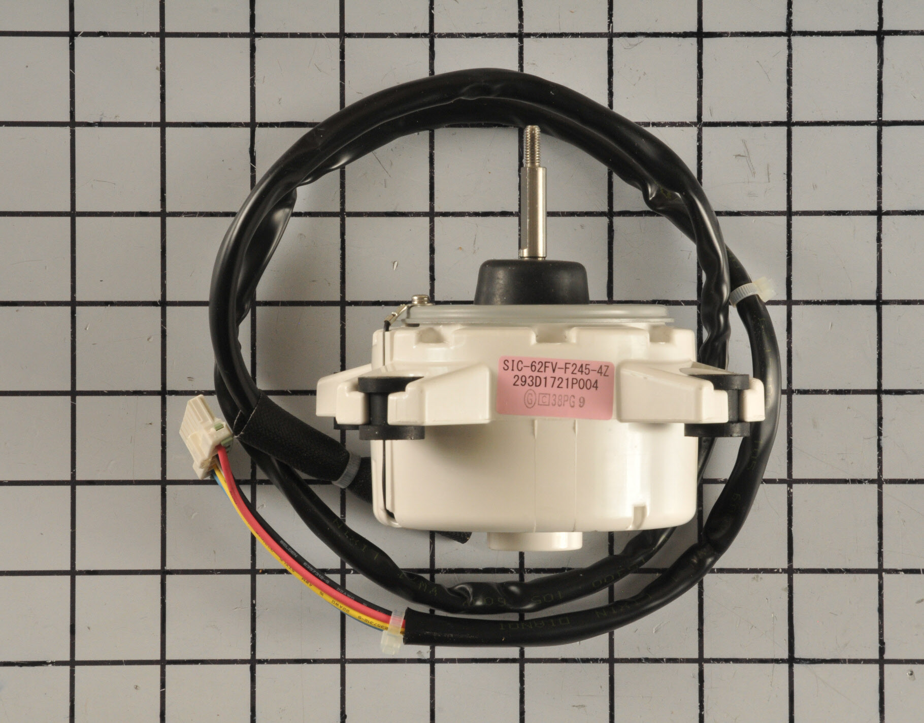 GE Air Conditioner Part # WP94X24985 - Fan Motor