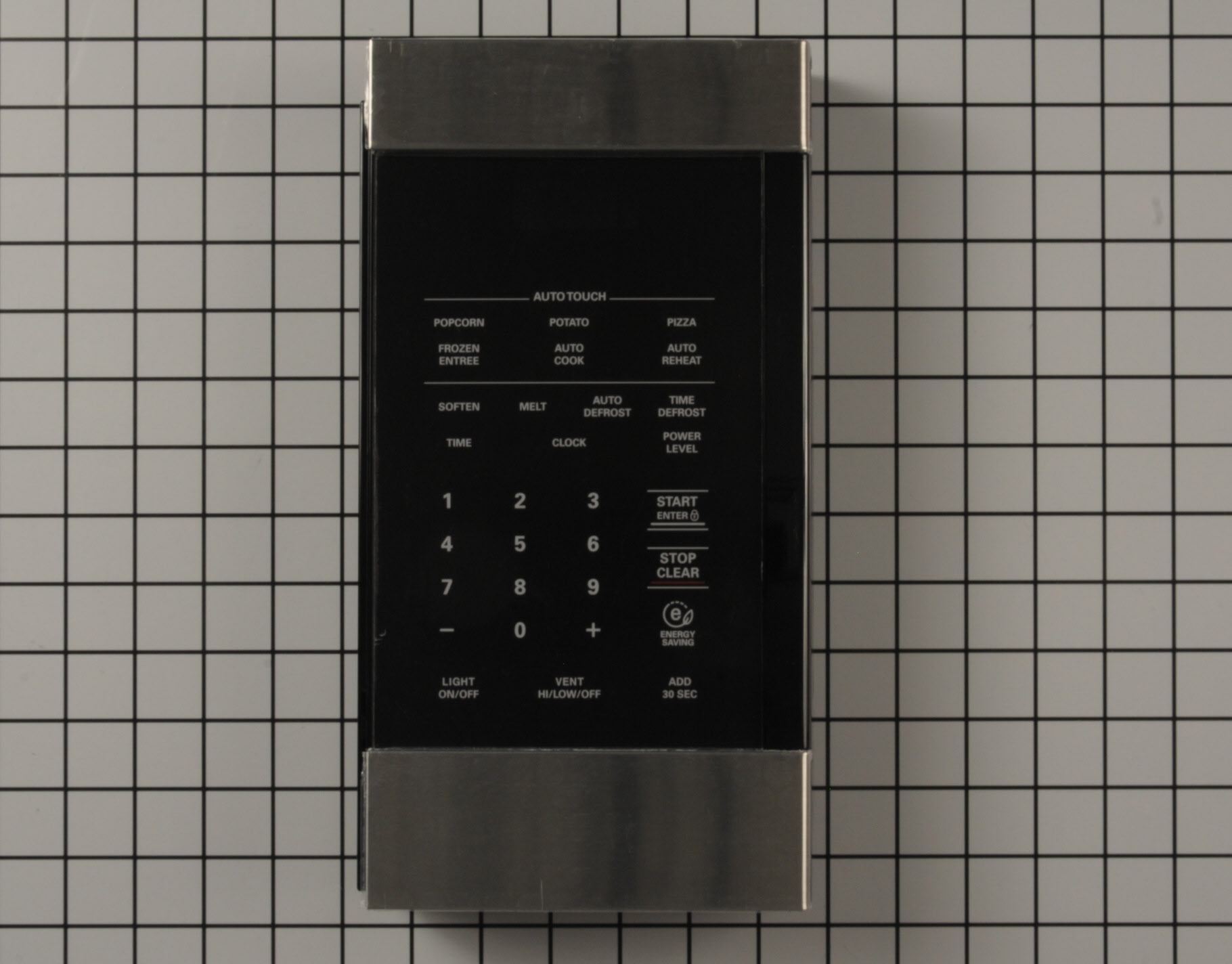 LG Microwave Part # ACM73720601 - Touchpad and Control Panel