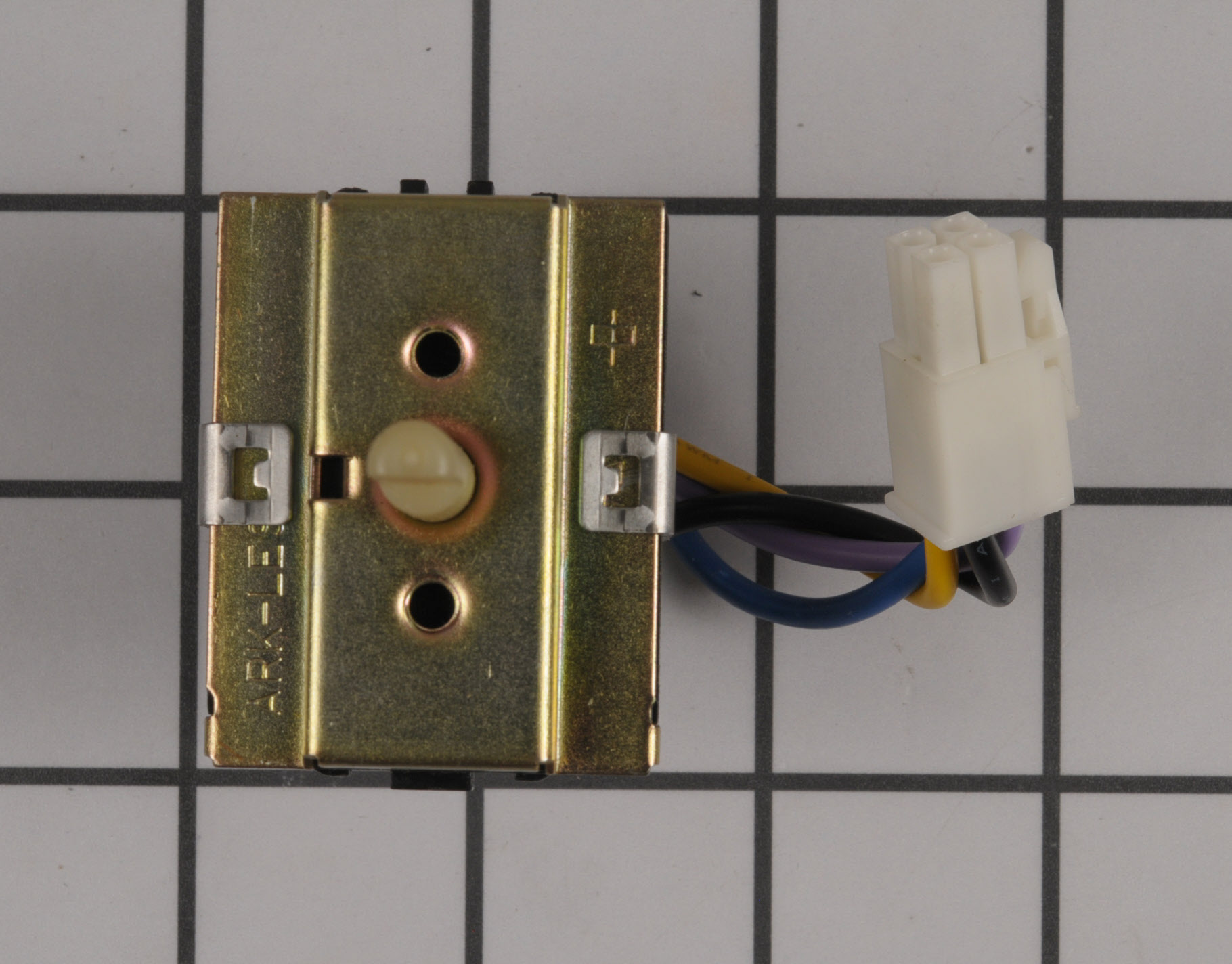 Whirlpool Range/Stove/Oven Part # WP4456836 - Fan Switch