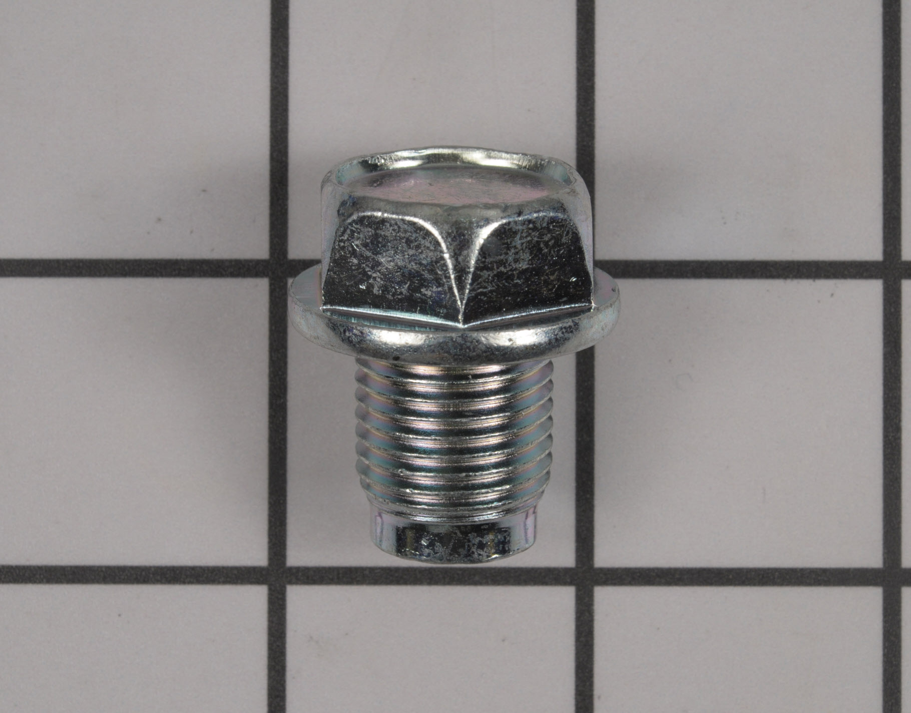 Lawn Mower Part #  - Oil Plug - Toro 92066-2099