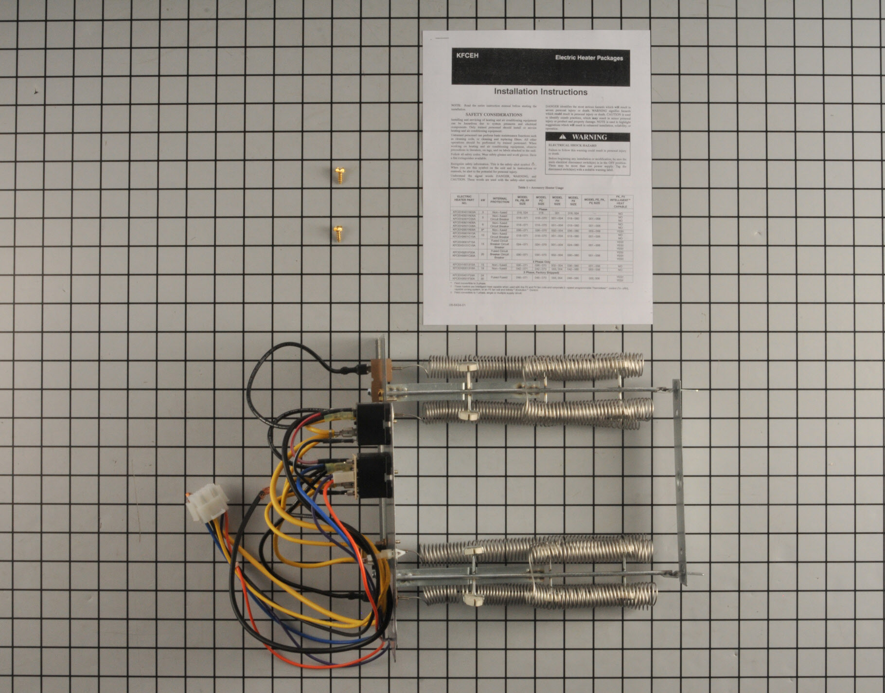 Carrier Kfceh0901n10 Central Air Conditioner Part
