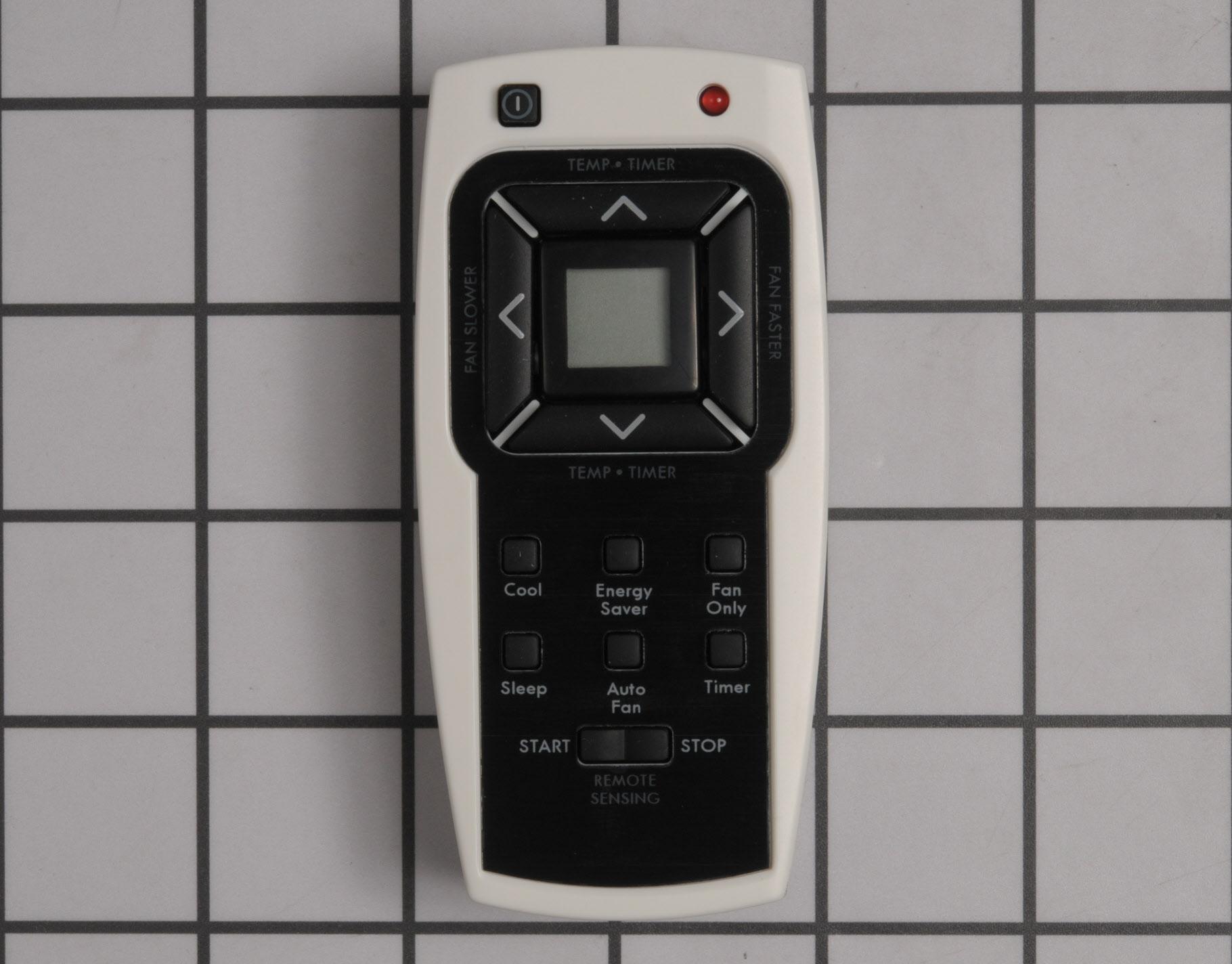 Kenmore Air Conditioner Part # 5304476246 - Remote Control