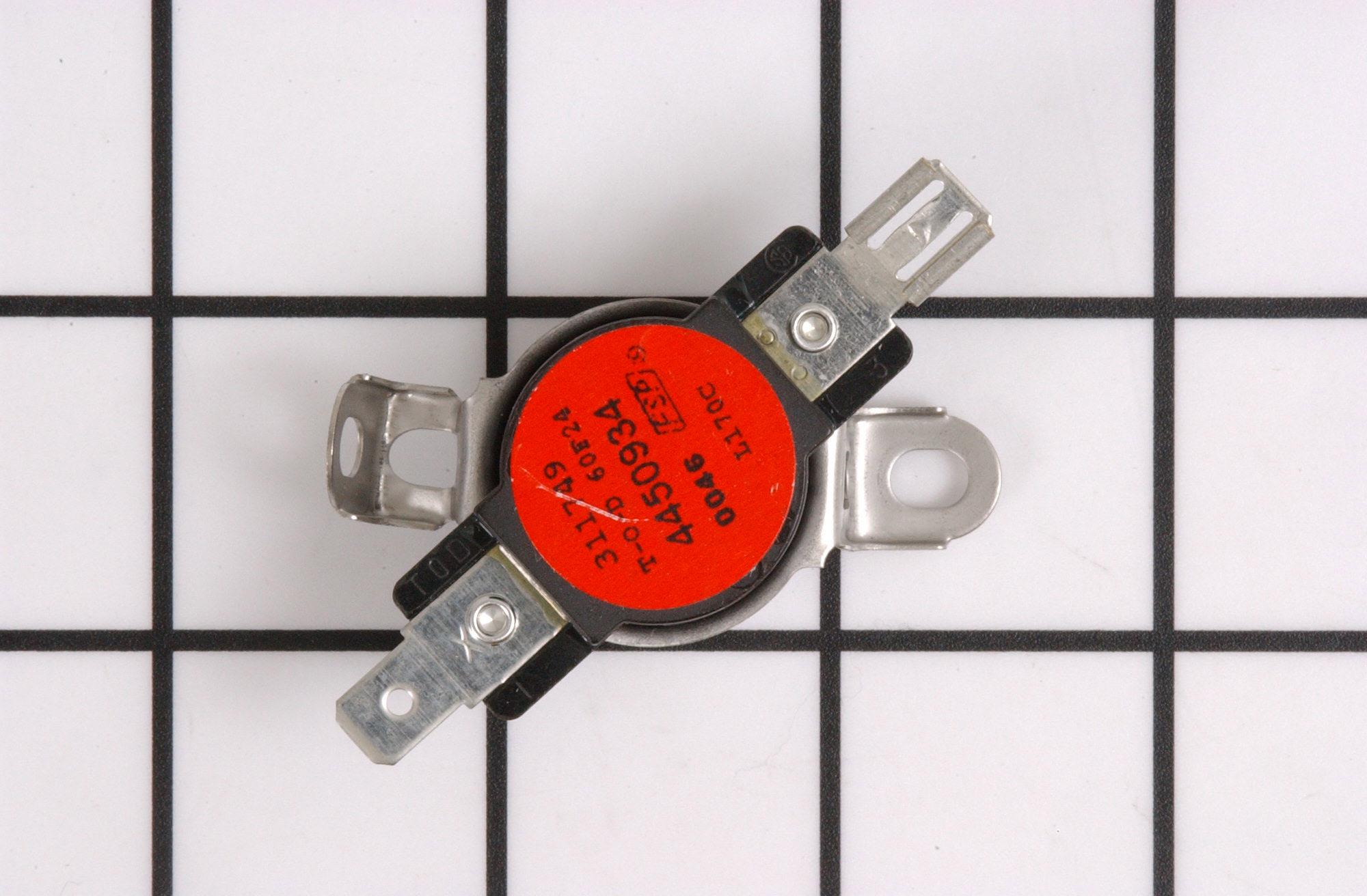 KitchenAid Range/Stove/Oven Part # WP4450934 - Thermal Fuse