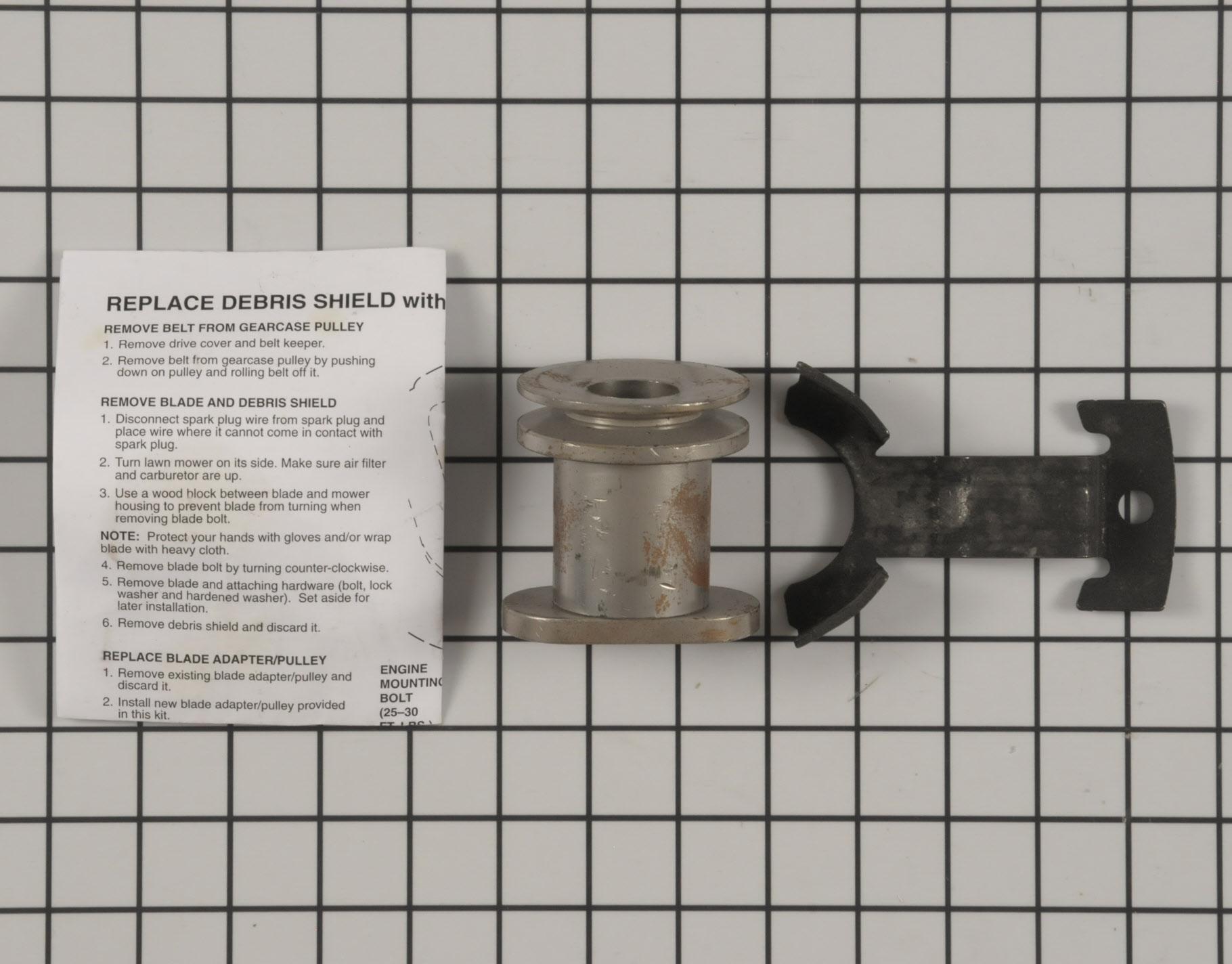 Lawn Mower Part #  - Blade Adapter - Husqvarna 532443950