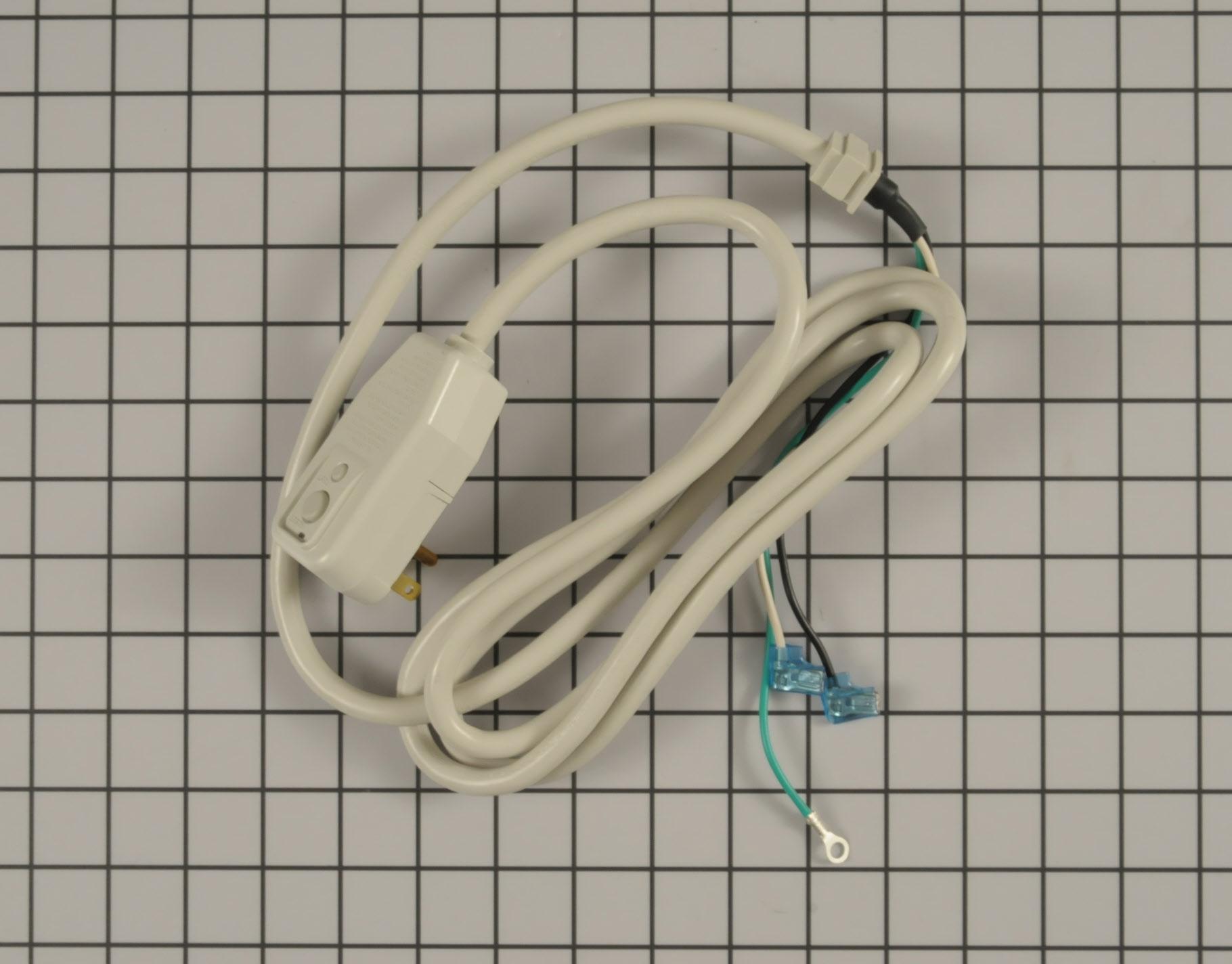 Friedrich Air Conditioner Part # EAD63469501 - Power Cord