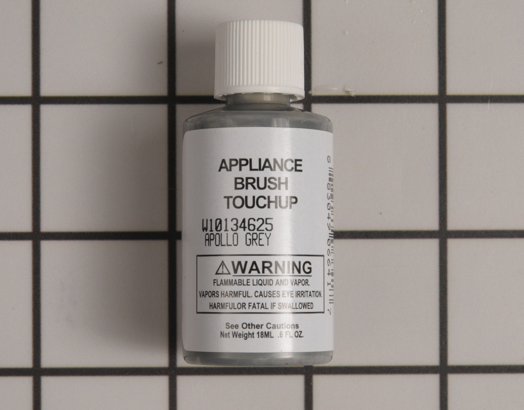 Whirlpool Freezer Part # W10134625 - Touch-Up Paint