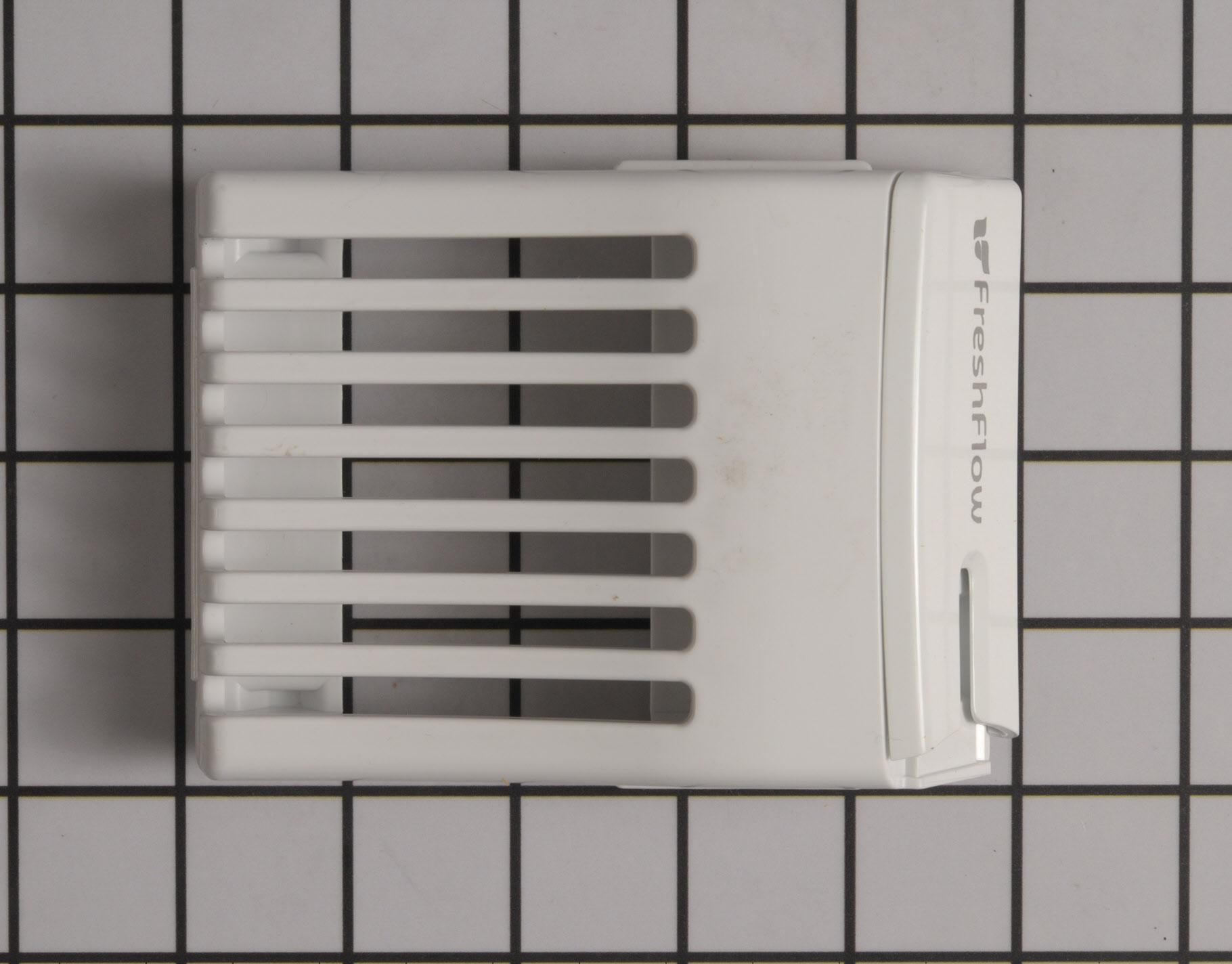 KitchenAid Refrigerator Part # WPW10408747 - Filter Cover