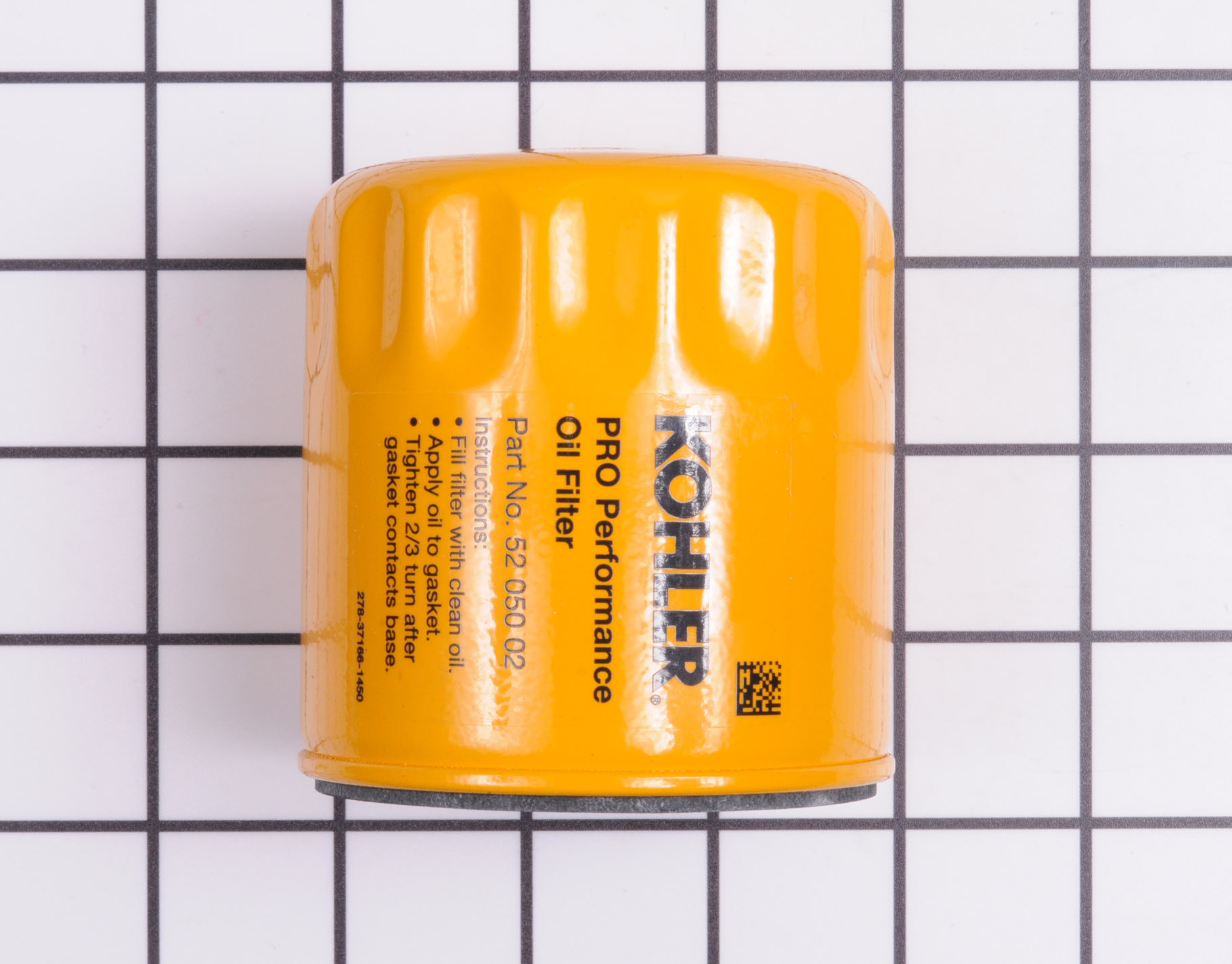 Exmark Lawn Mower Part # 52 050 02-S - Oil Filter photo