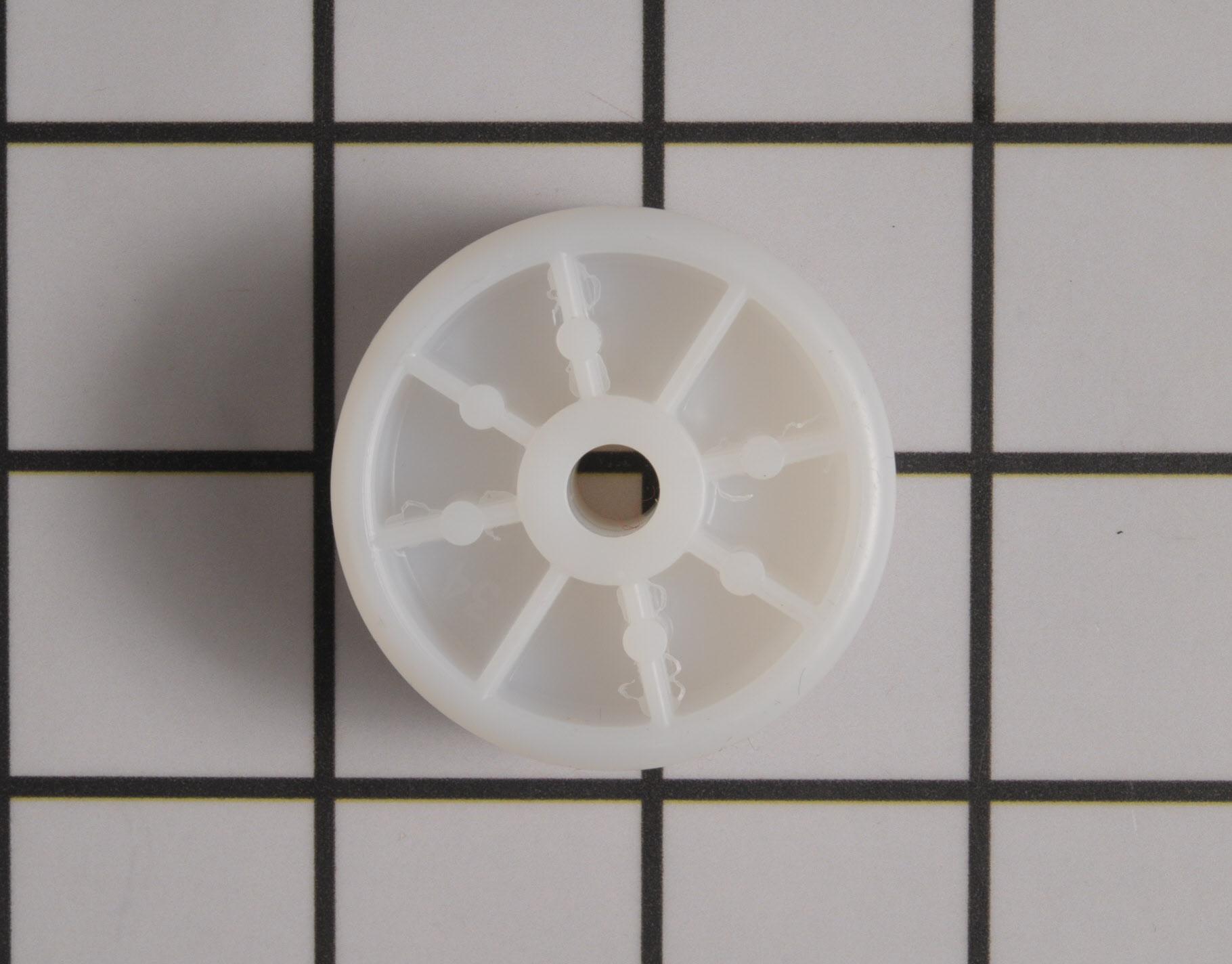 Whirlpool Freezer Part # WPW10475495 - Roller