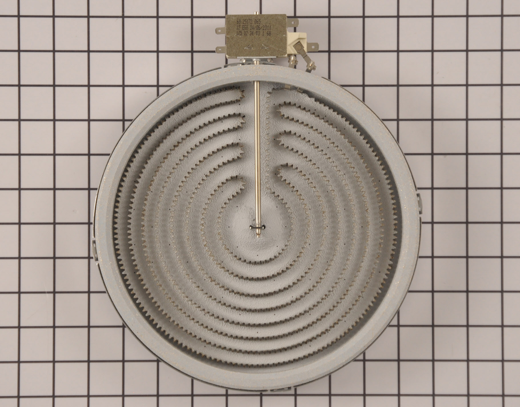 Whirlpool Range/Stove/Oven Part # WPW10187838 - Radiant Surface Element
