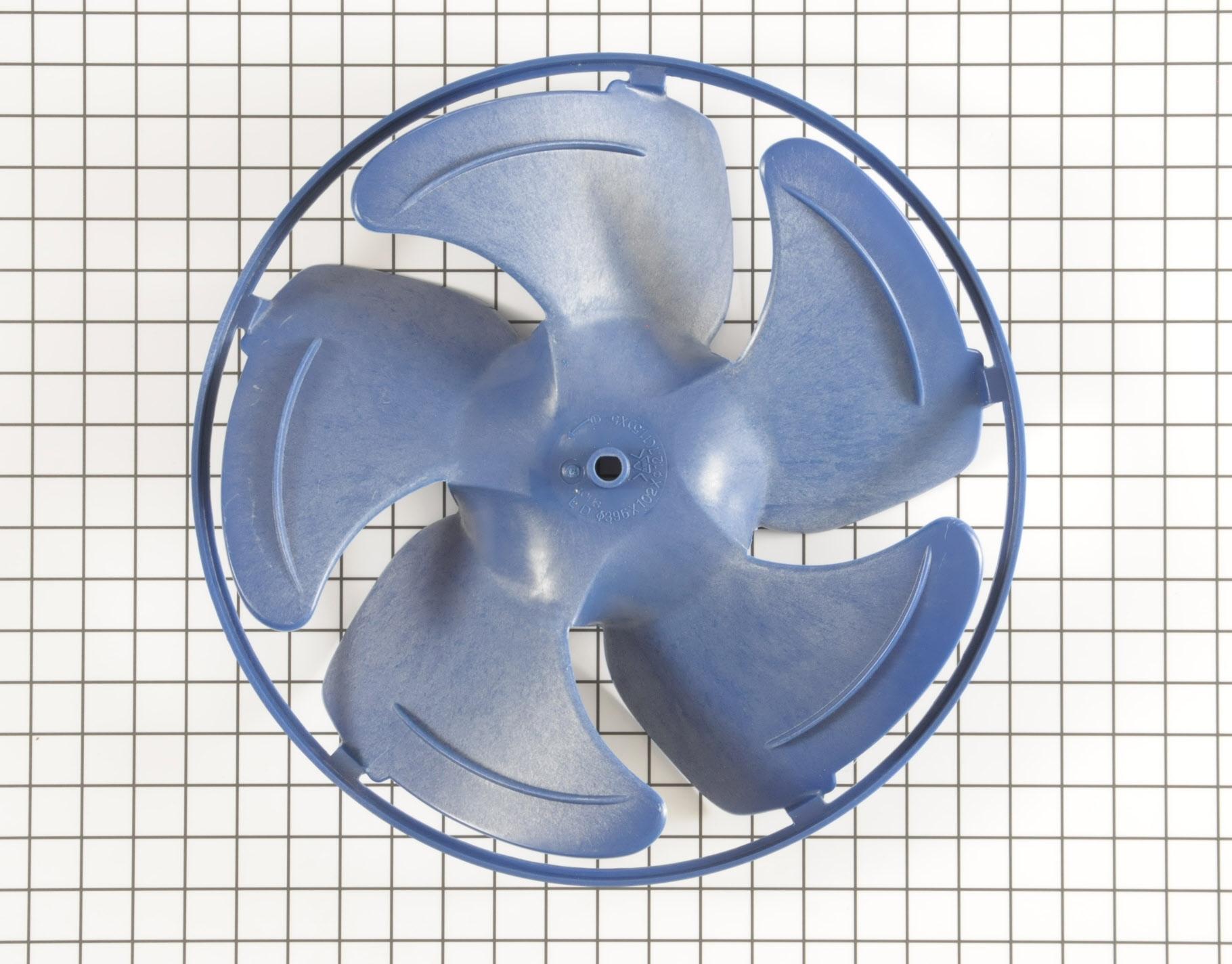 Kenmore Air Conditioner Part # 5304472356 - Fan Blade