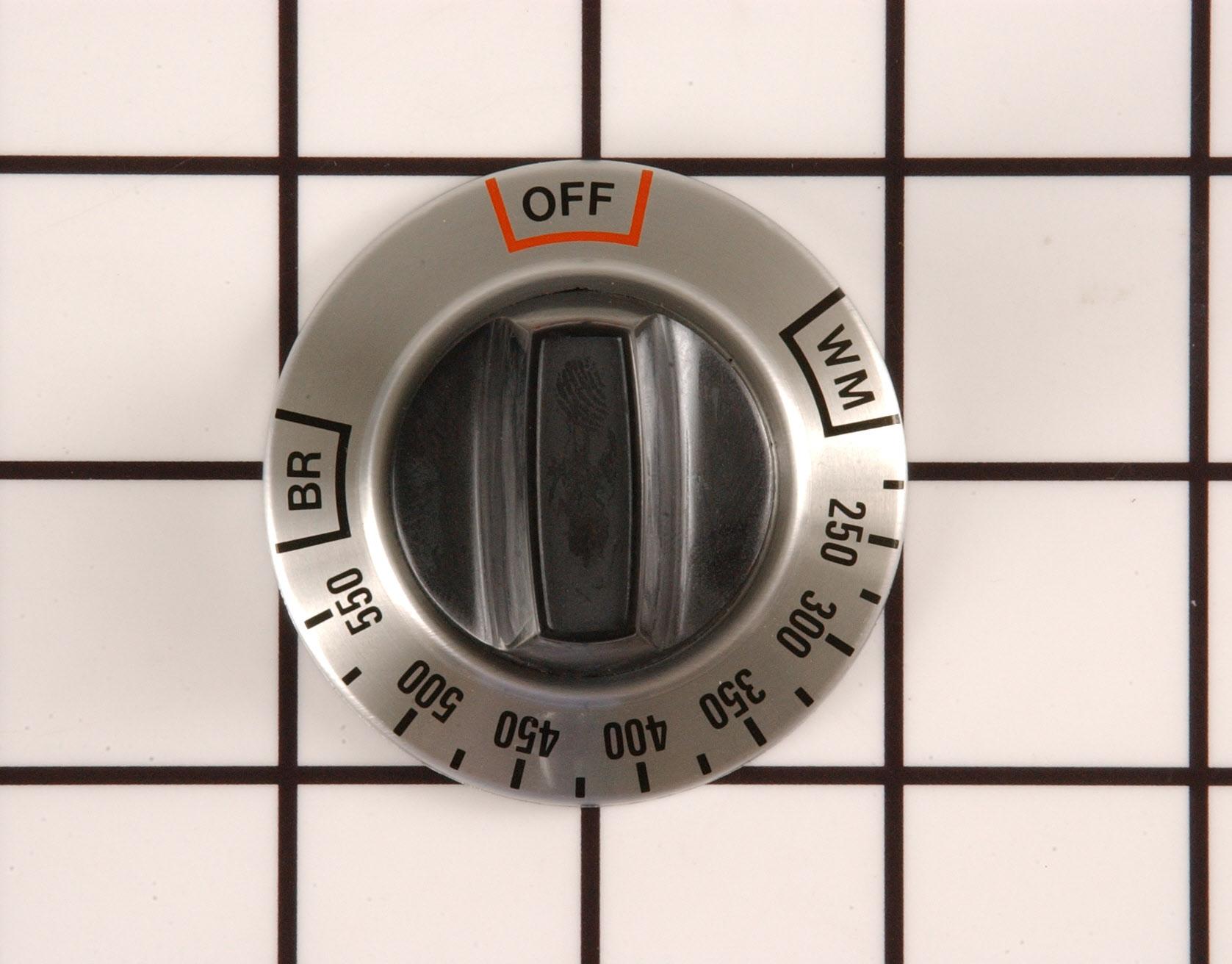 Maytag Range/Stove/Oven Part # 7731P013-60 - Thermostat Knob