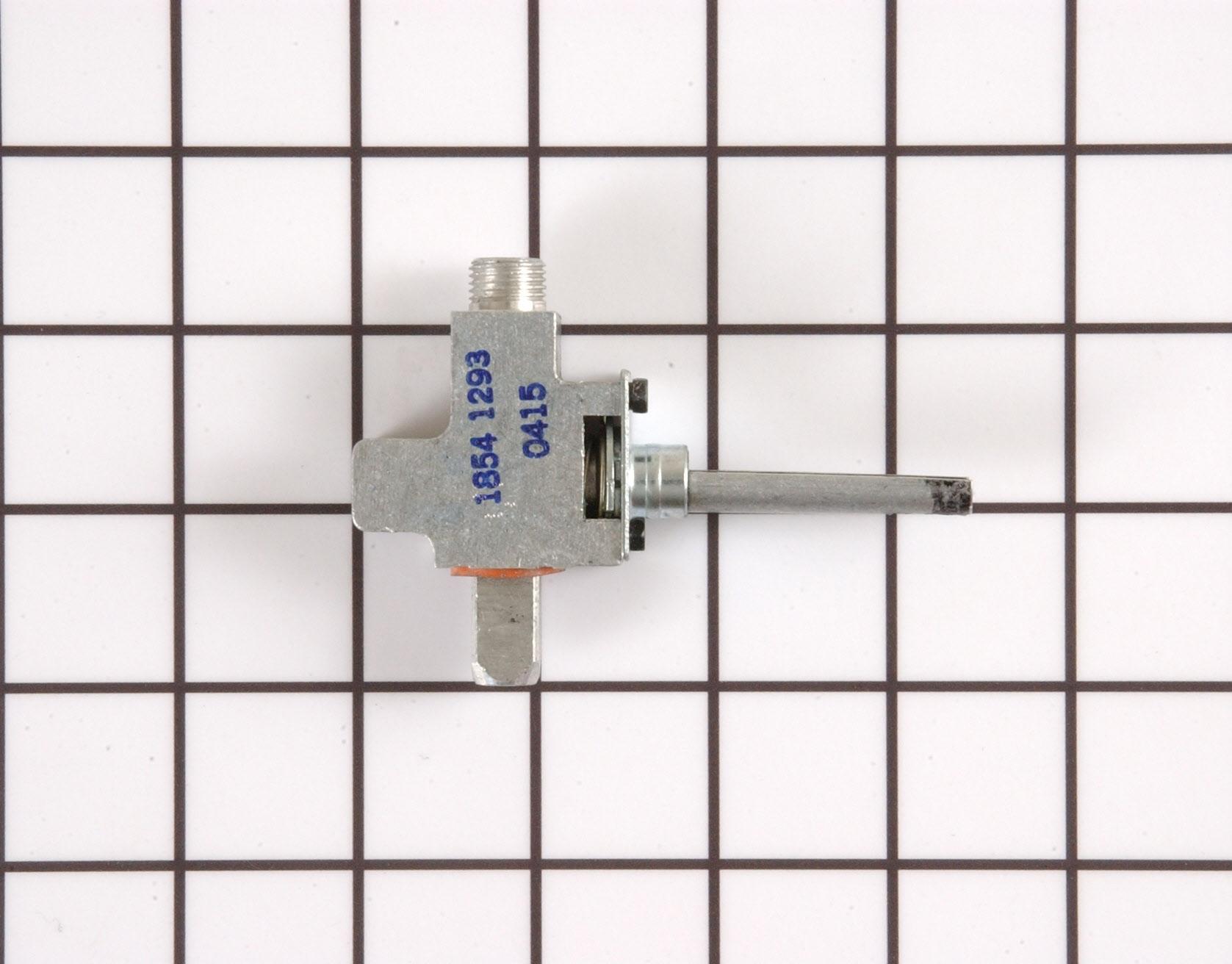 KitchenAid Range/Stove/Oven Part # WP3191293 - Surface Burner Valve