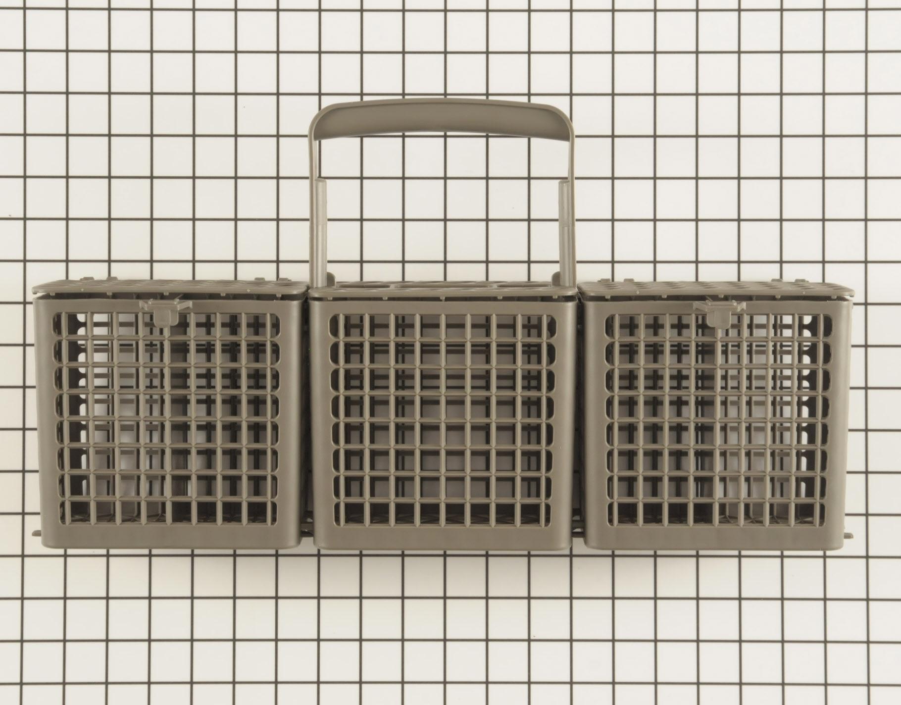 LG Dishwasher Part # 5005DD1001B - Silverware Basket