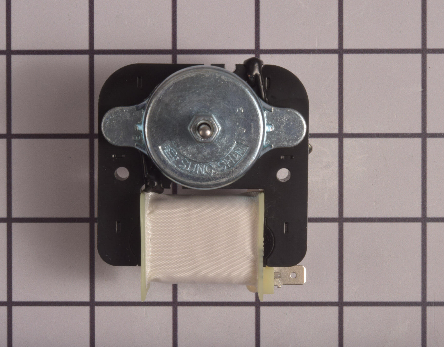 Kenmore Refrigerator Part # WPW10189703 - Evaporator Fan Motor