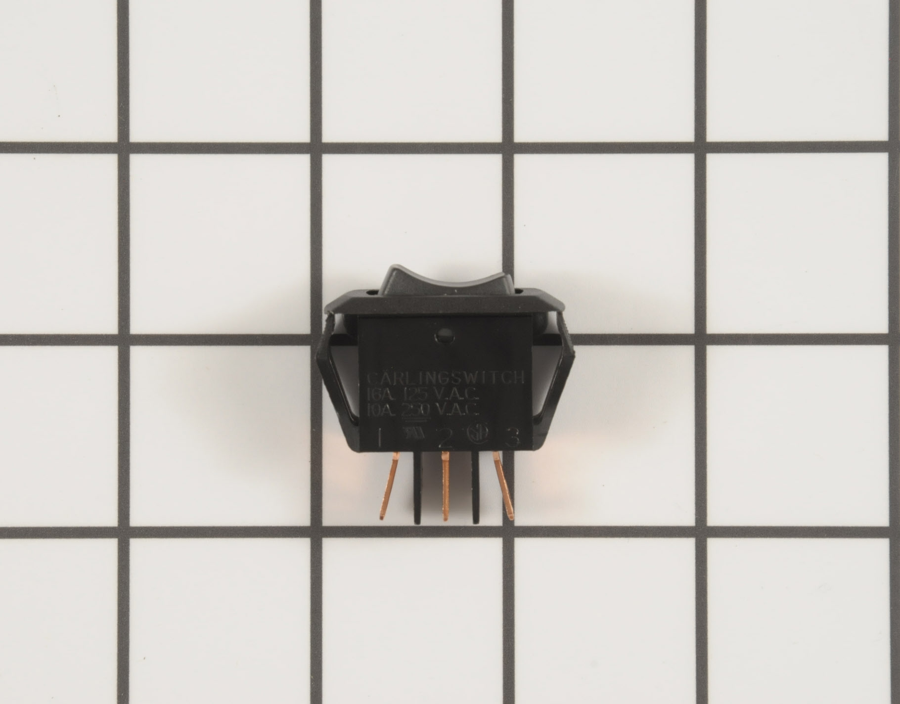 Litton Microwave Part # WP3147265 - Rocker Switch