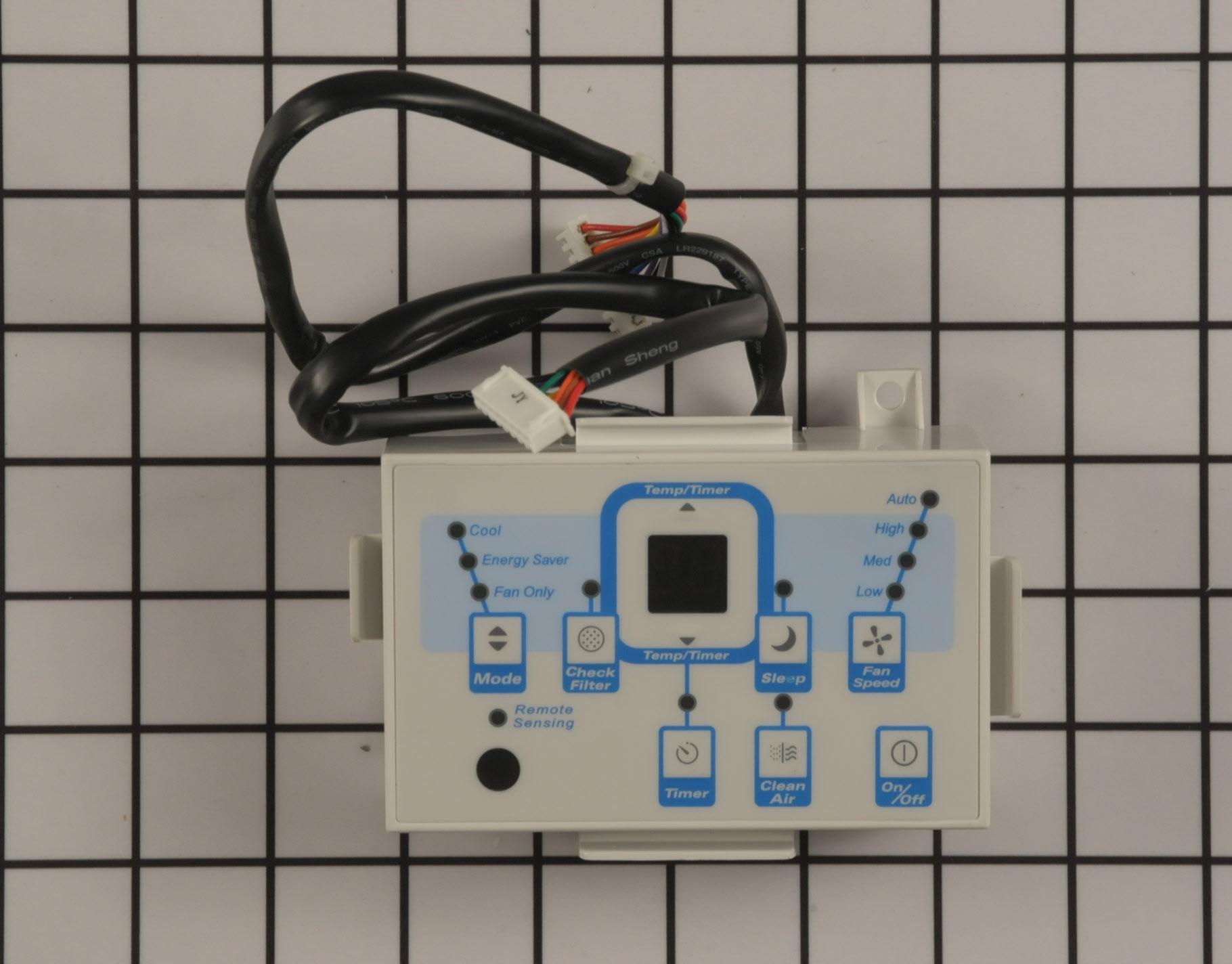 Frigidaire Air Conditioner Part # 5304465394 - Control Panel