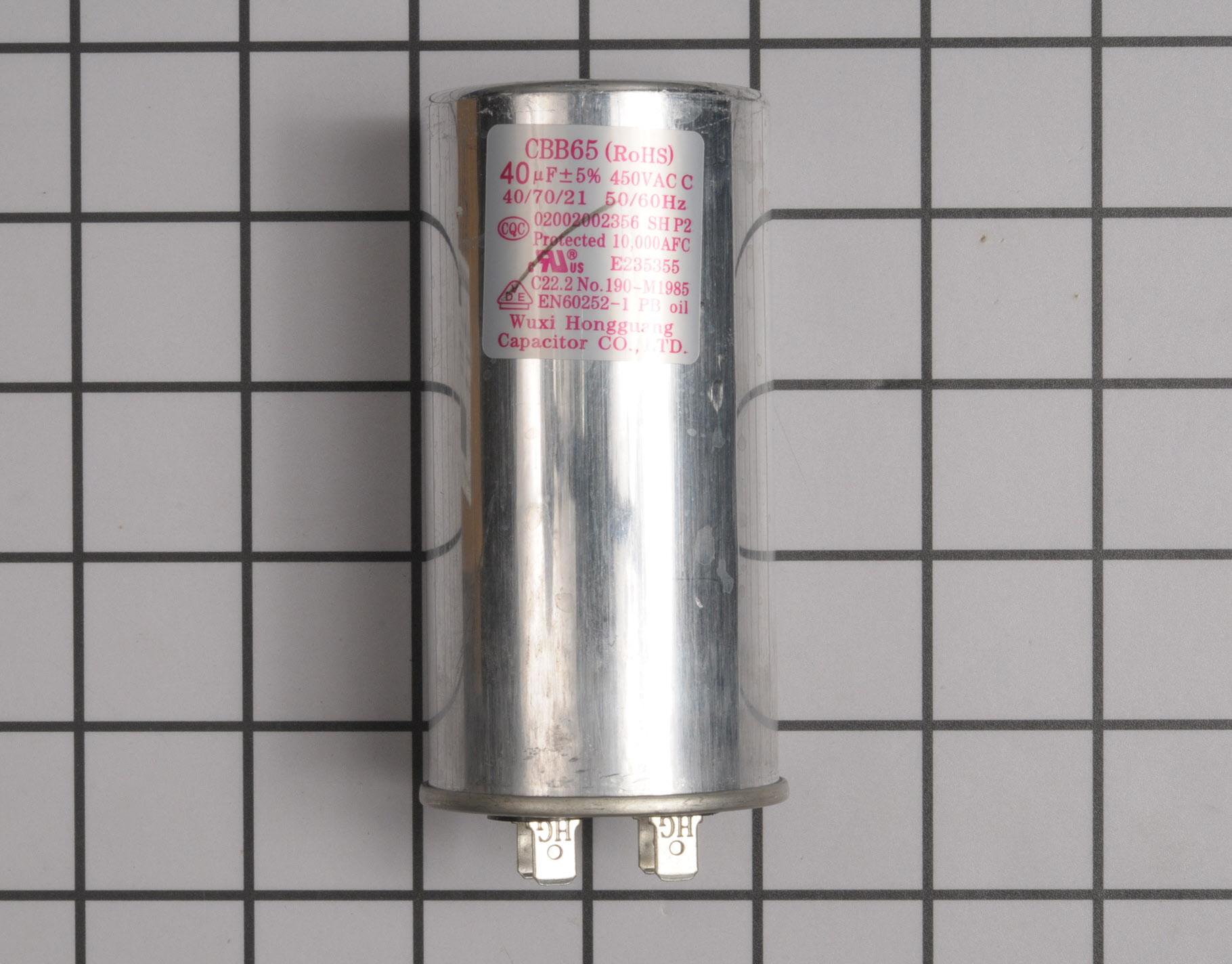 Kenmore Air Conditioner Part # 5304475736 - Capacitor