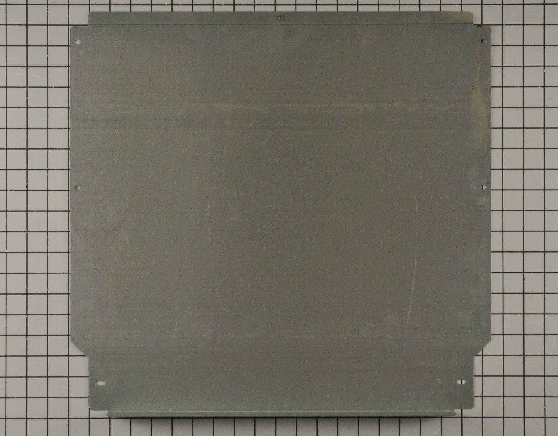 Whirlpool Range/Stove/Oven Part # 3604F416-51 - Heat Shield