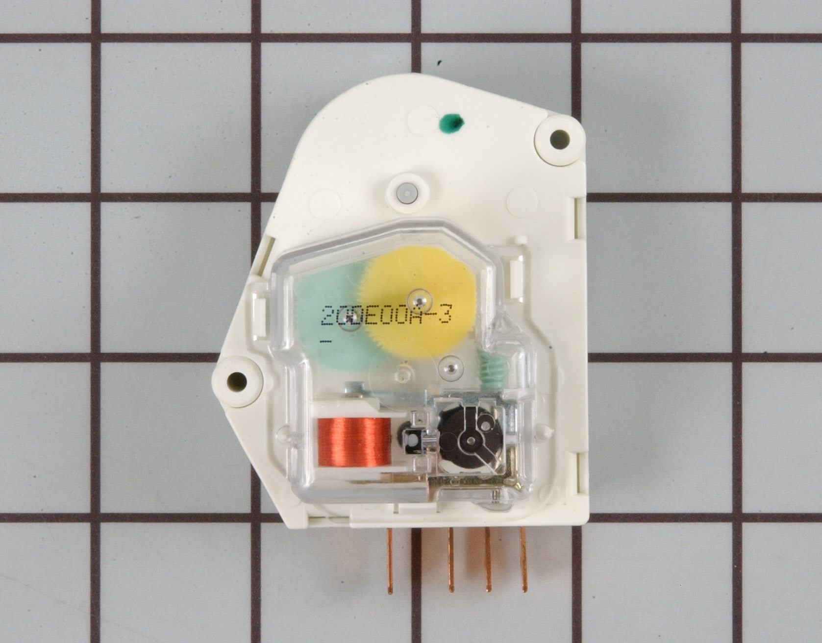 SPM6823-3 Refrigerator Defrost Timer for WP68233-3 AP6010564 PS11743747