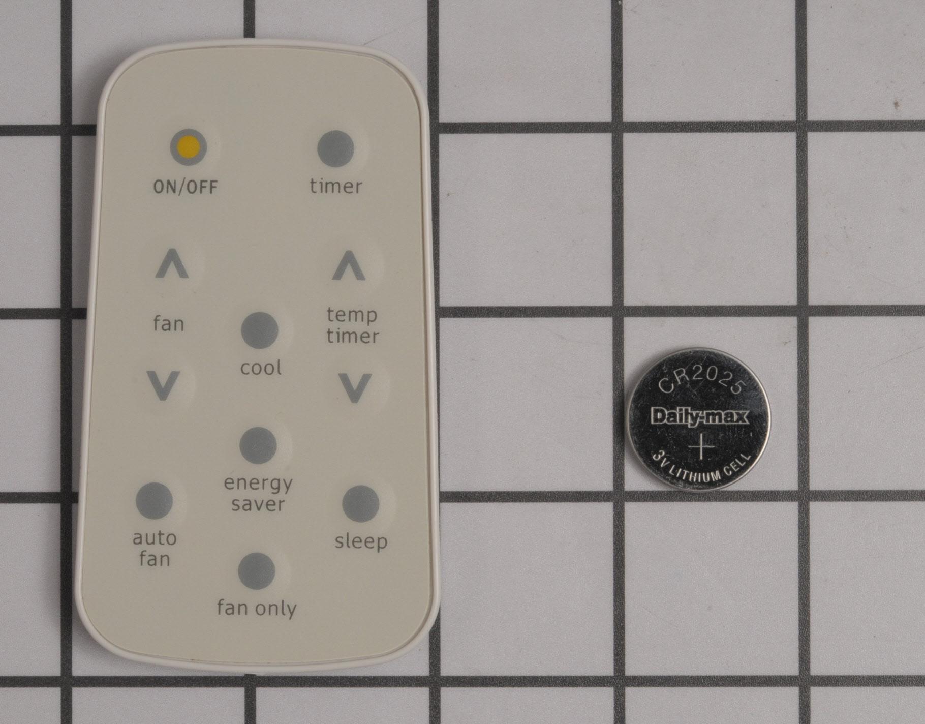 Frigidaire Air Conditioner Part # 5304472214 - Remote Control